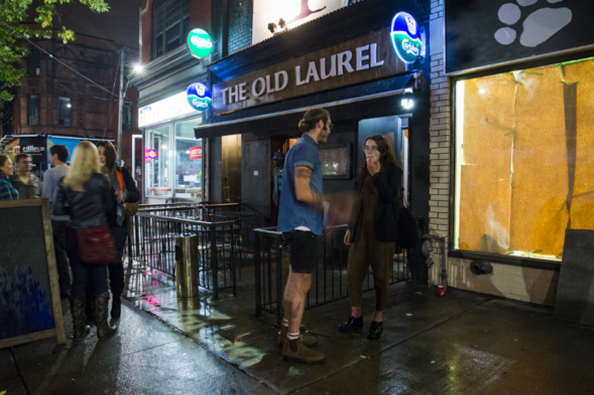 Old Laurel Toronto