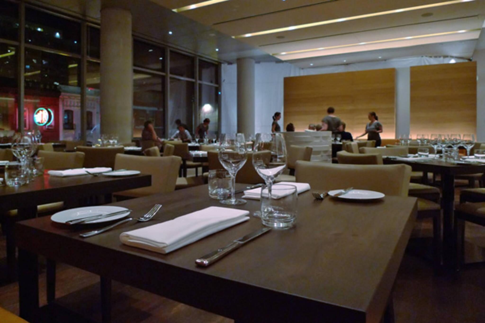 Oliver and Bonacini restaurants