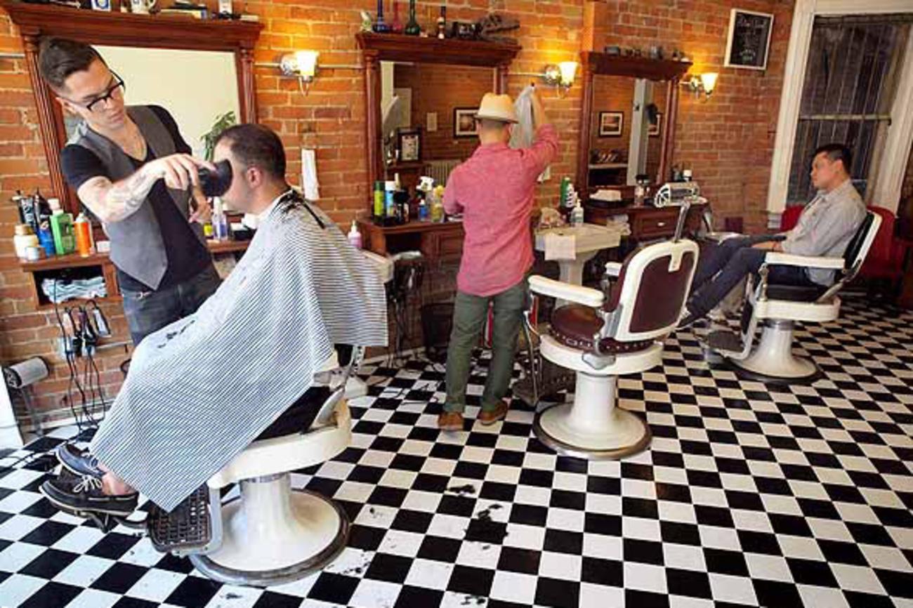 The Top 20 Barber Shops In Toronto By Neighbourhood