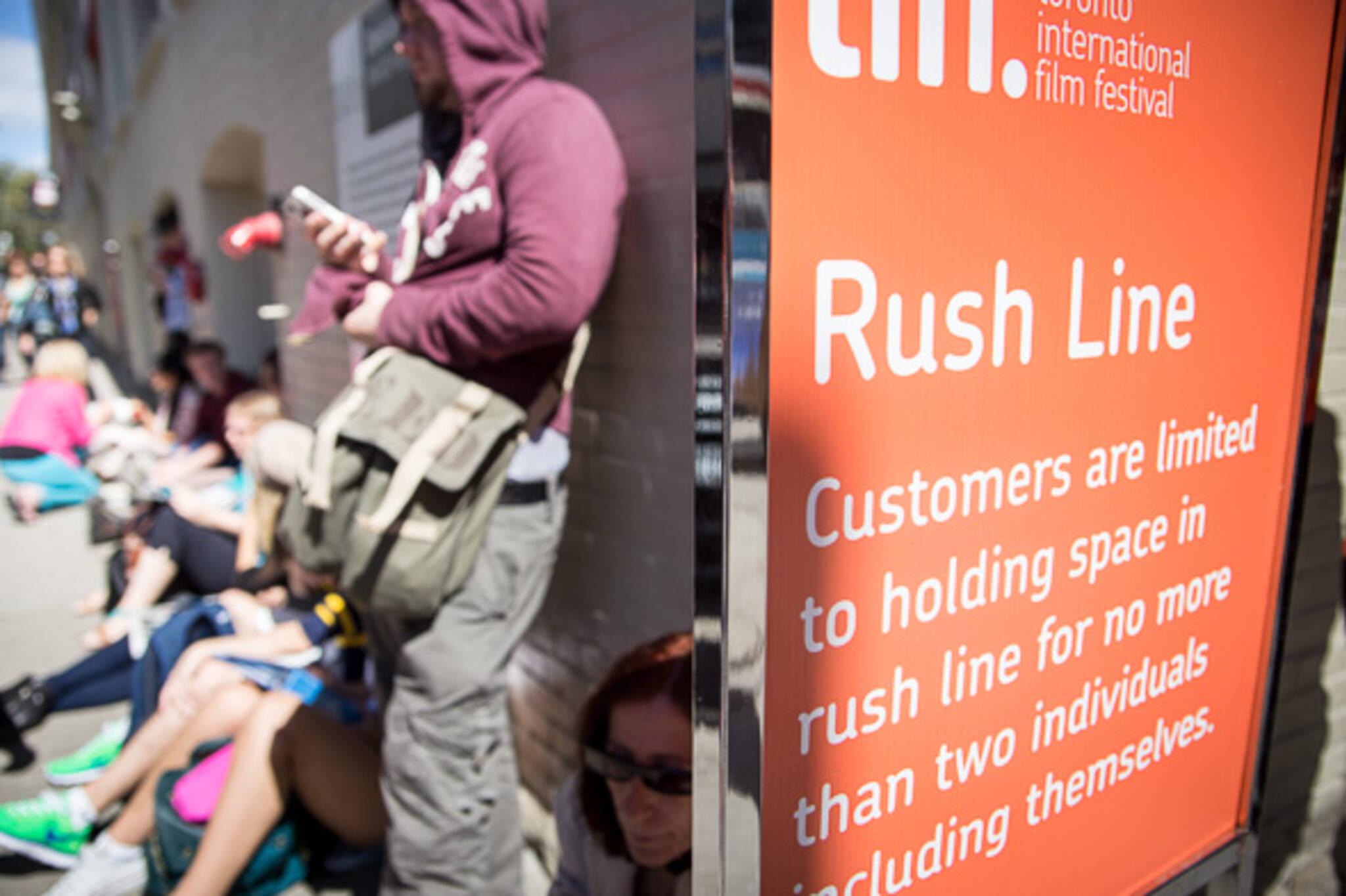 rush line tiff