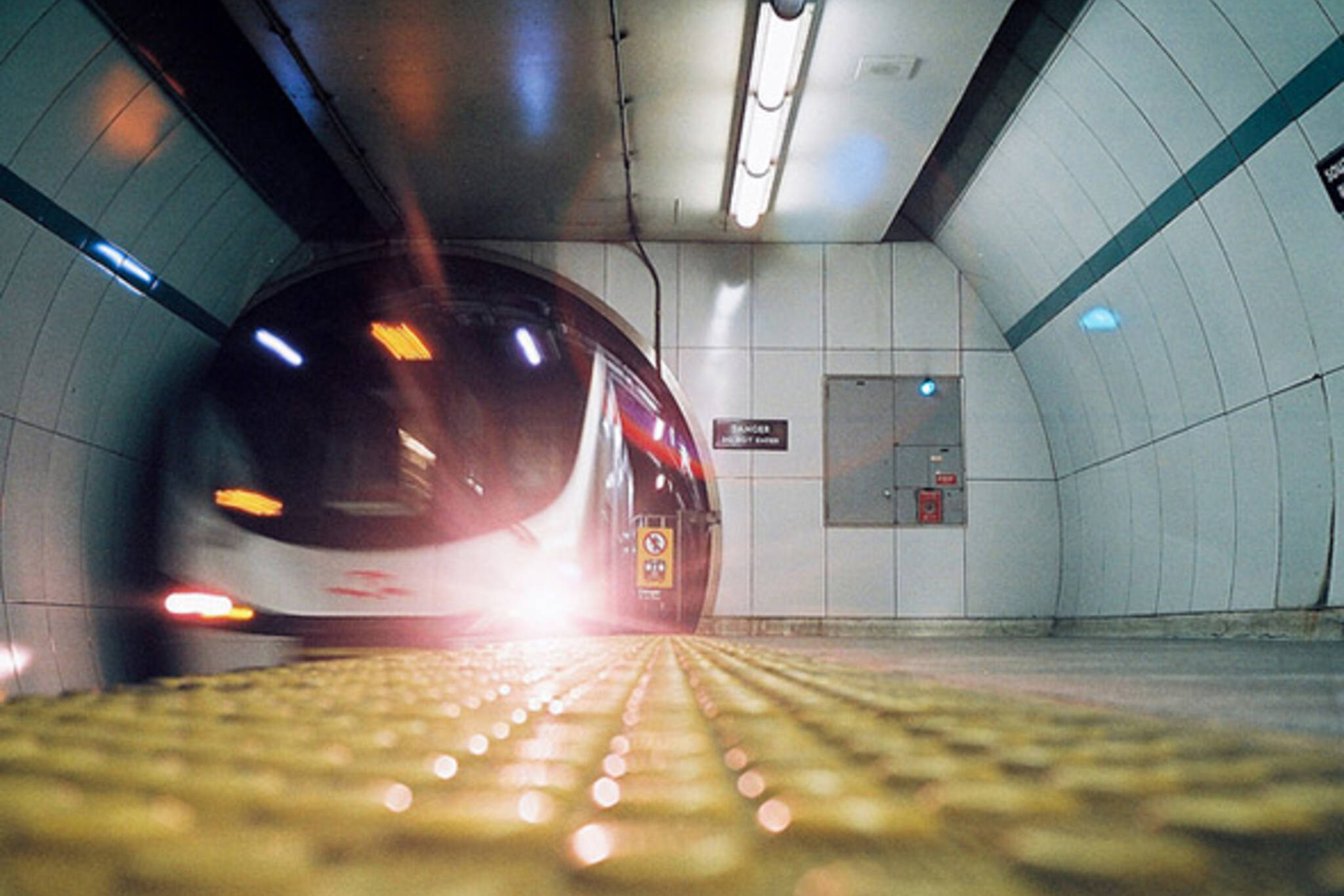 subway enter