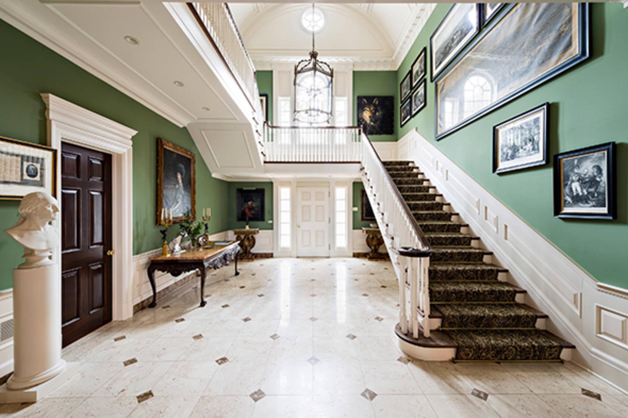 Conrad Black mansion