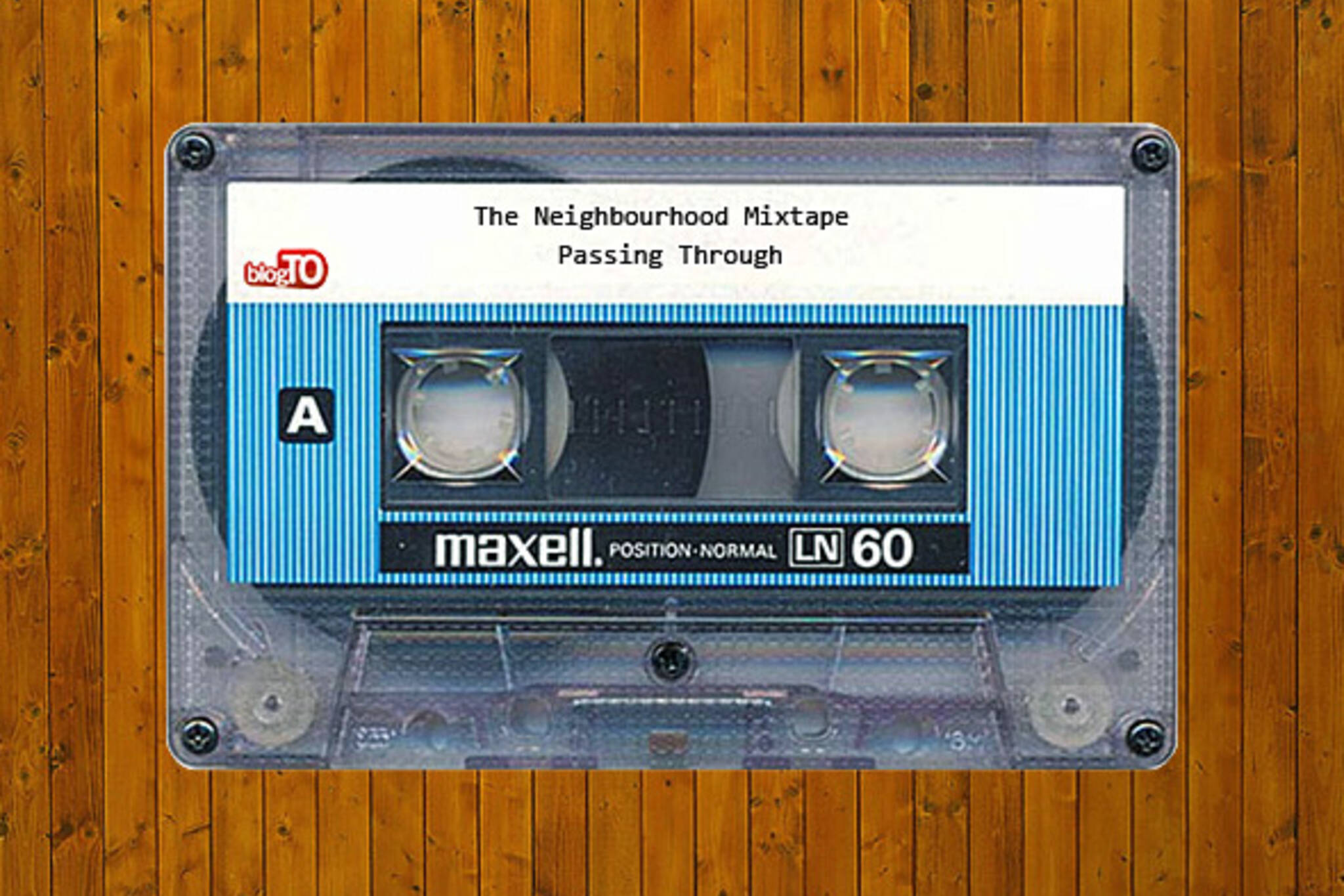 Neighbourhood mixtape blogTO