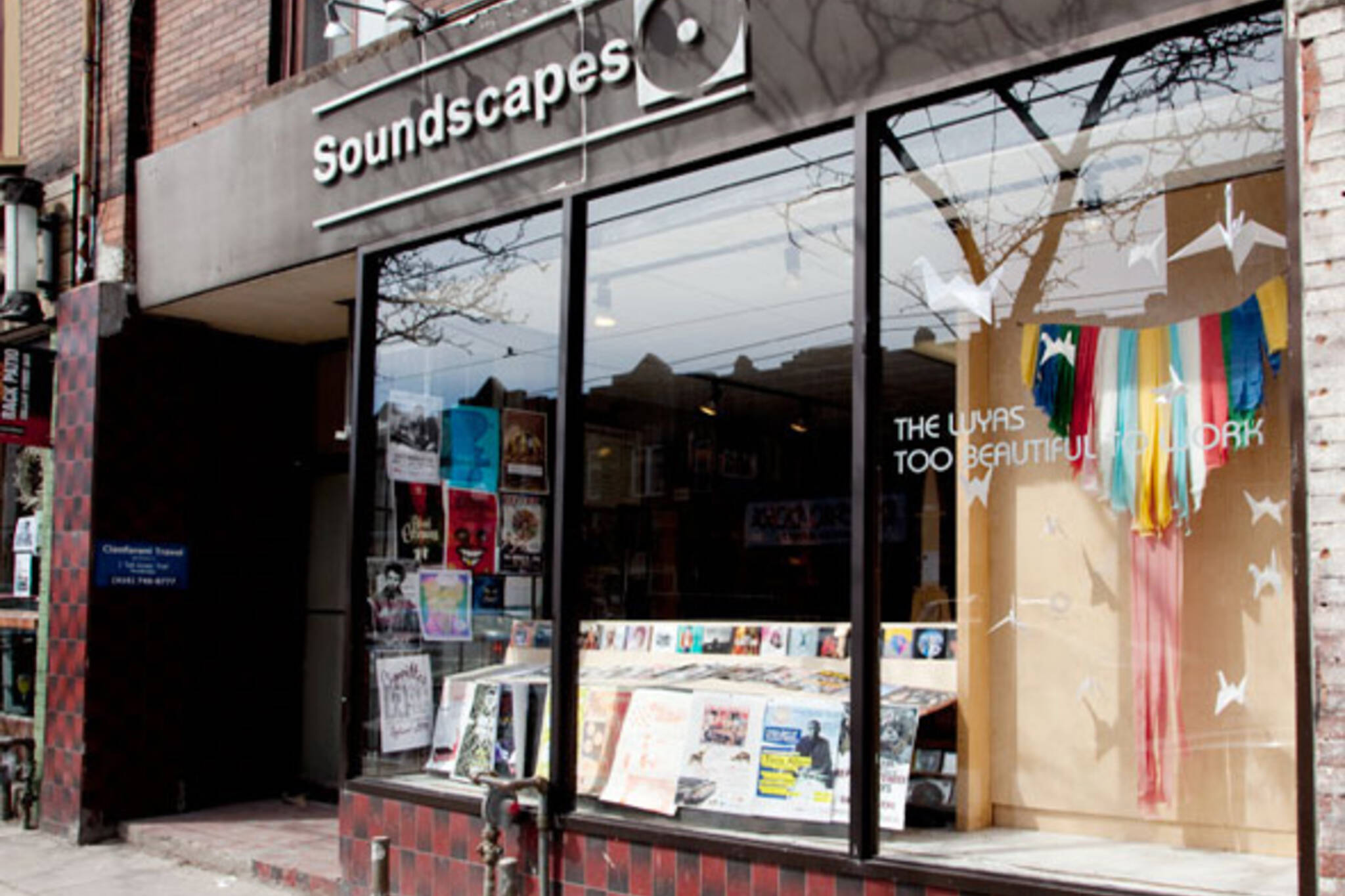 Soundscapes store Toronto