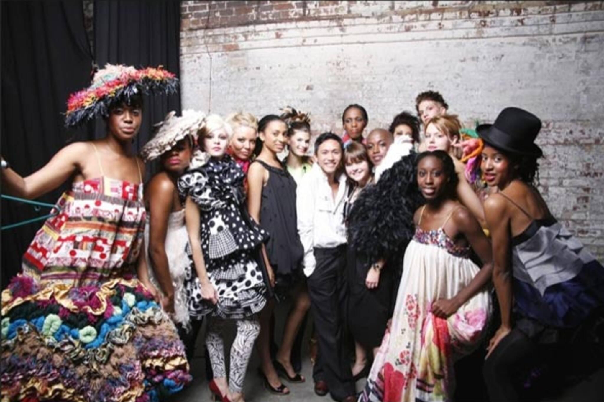 Toronto Alternative Fashion week 2007