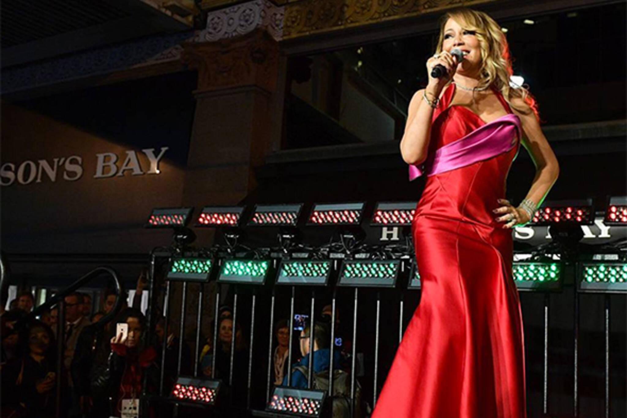 Mariah Carey Toronto