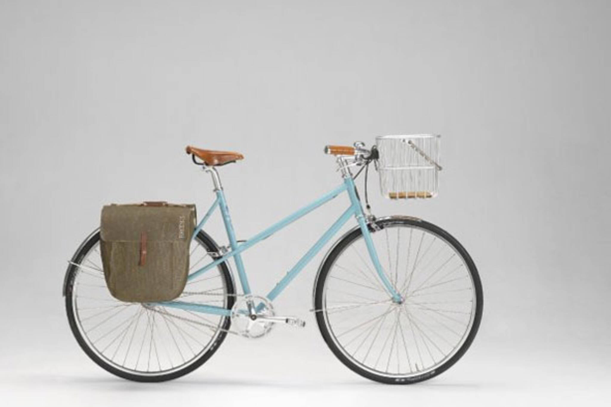 Brooks england dashing bicycle show