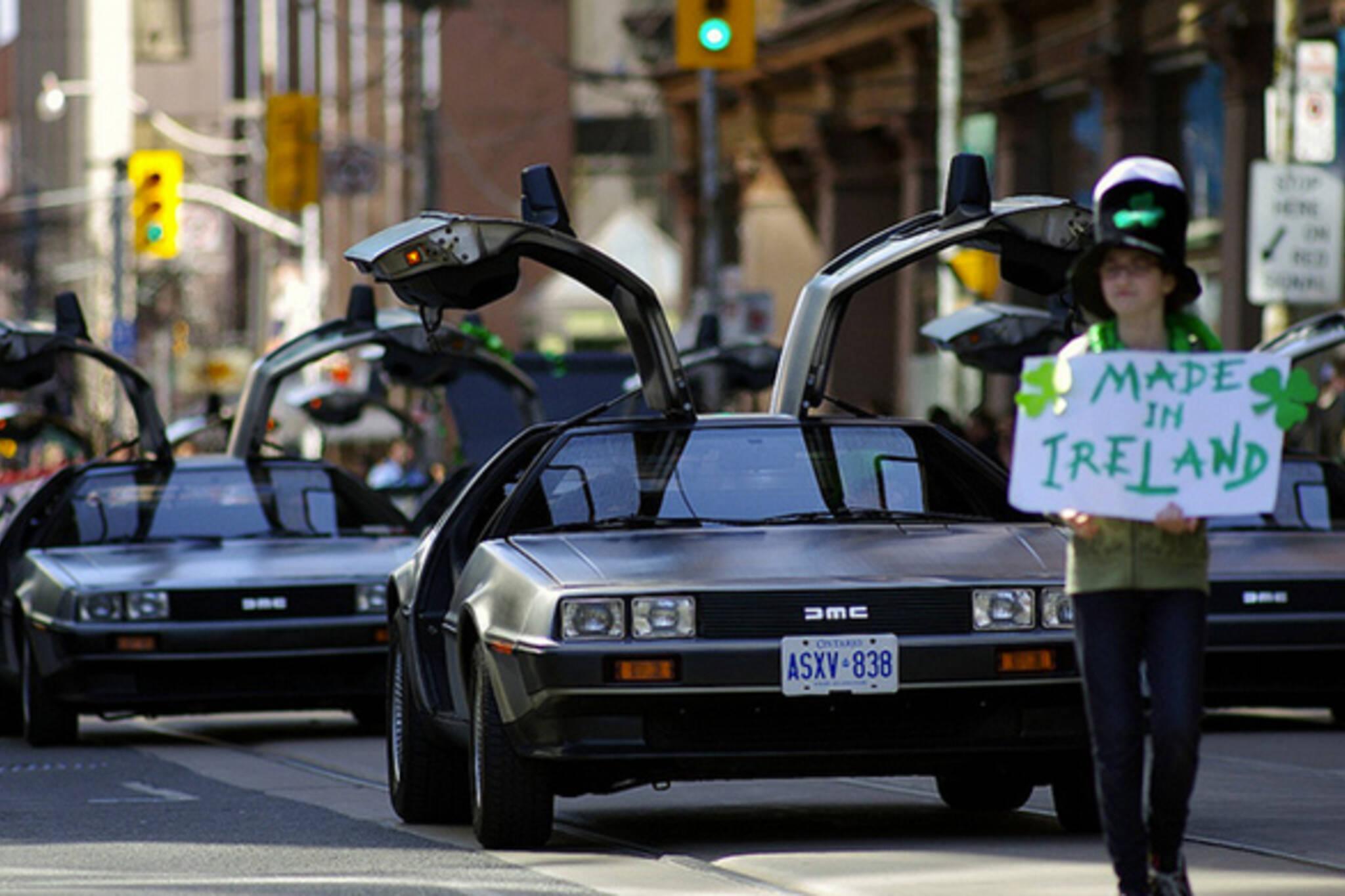 St. Patrick's Day Parade Toronto