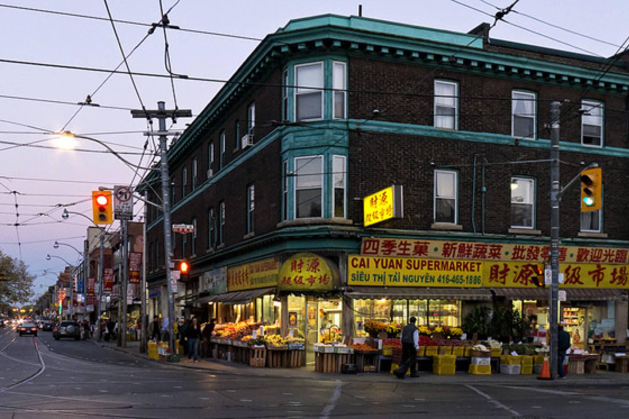 Chinatown Toronto East