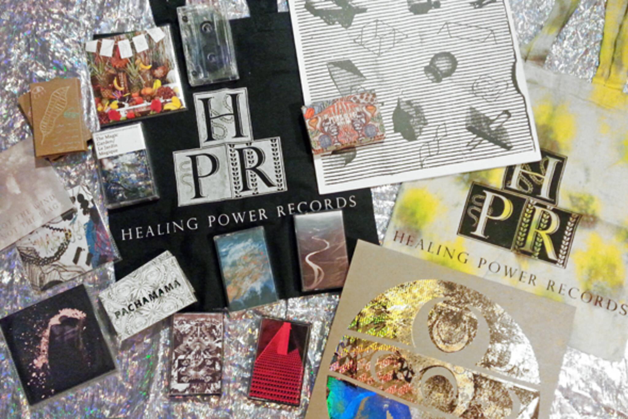 Healing Power Records