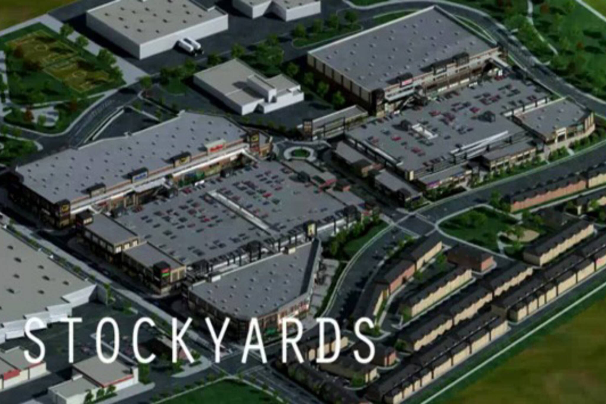 Stockyards Development Toronto