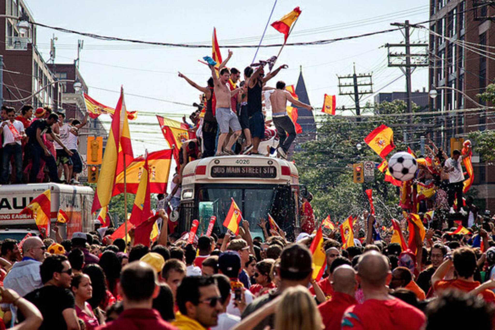 Euro 2012 Toronto Soccer