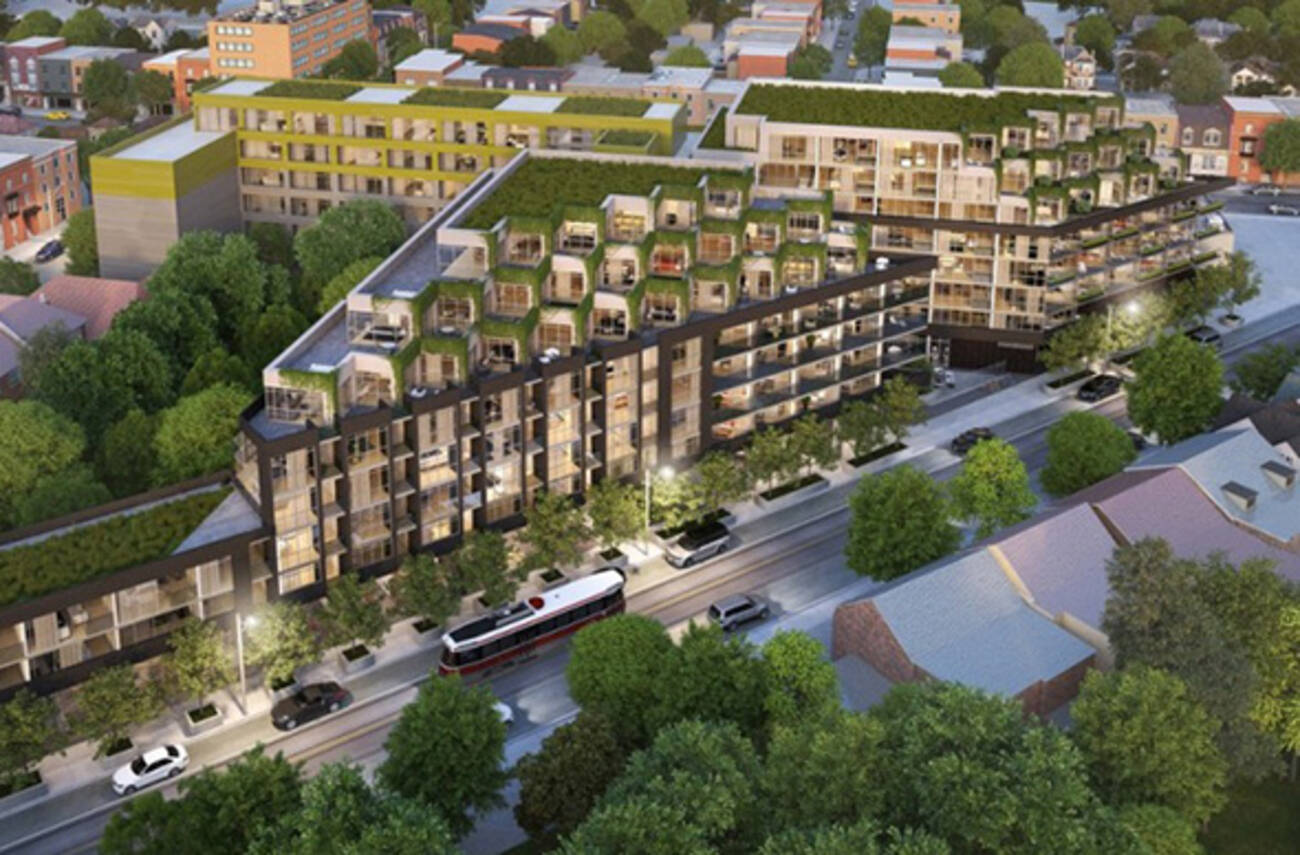 New in toronto real estate howard park 2 condos for 70 park terrace east new york ny