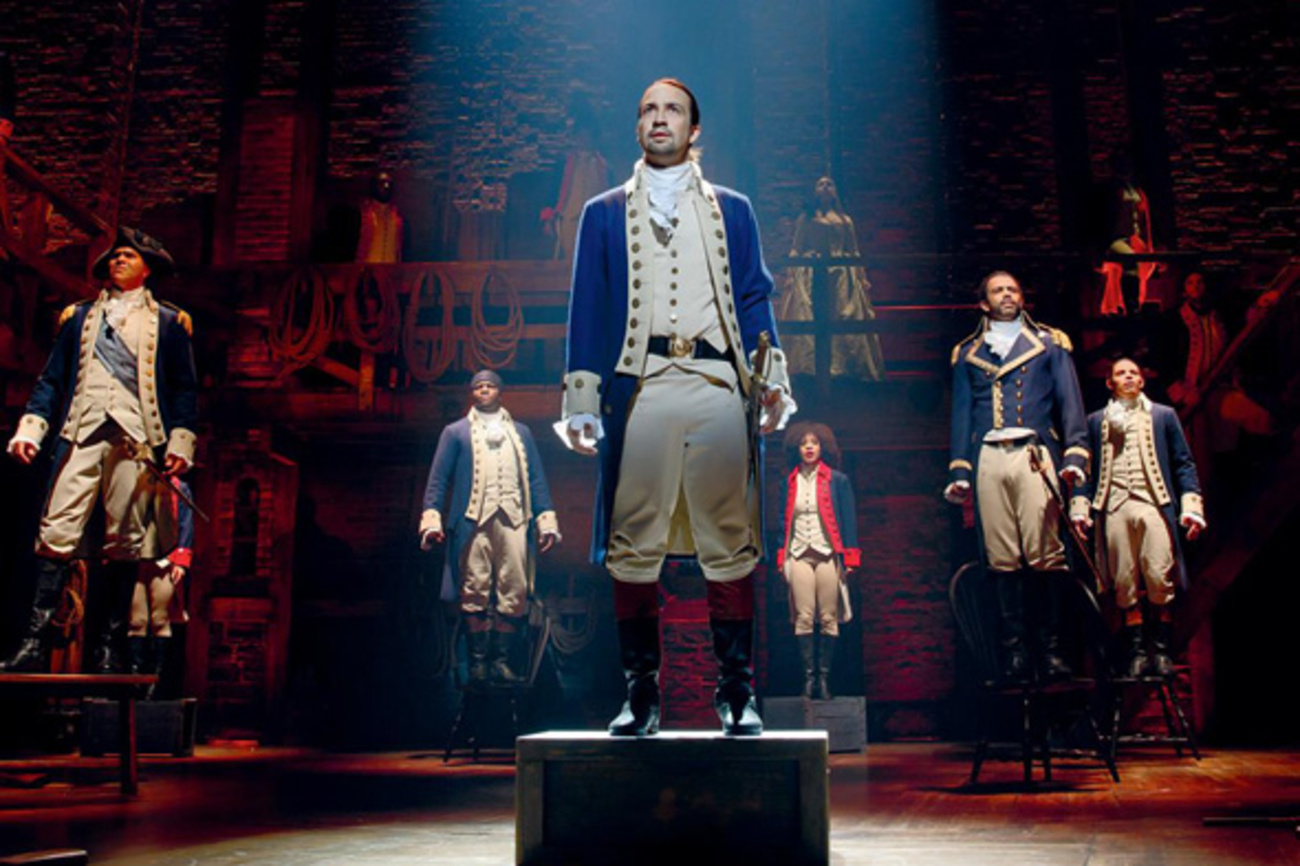 Hamilton Musical Could Be Coming To Toronto