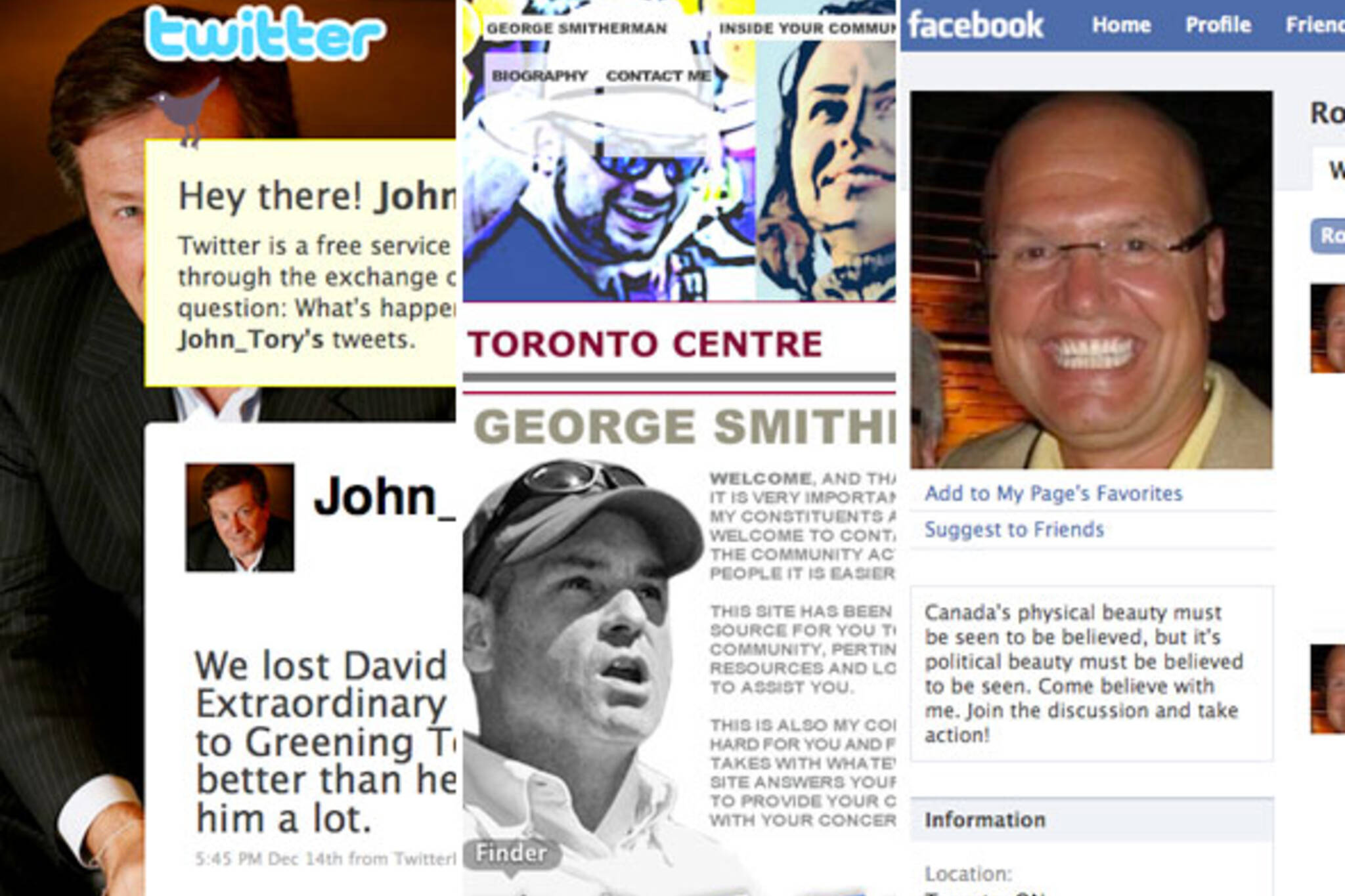 Toronto Mayoral Candidates