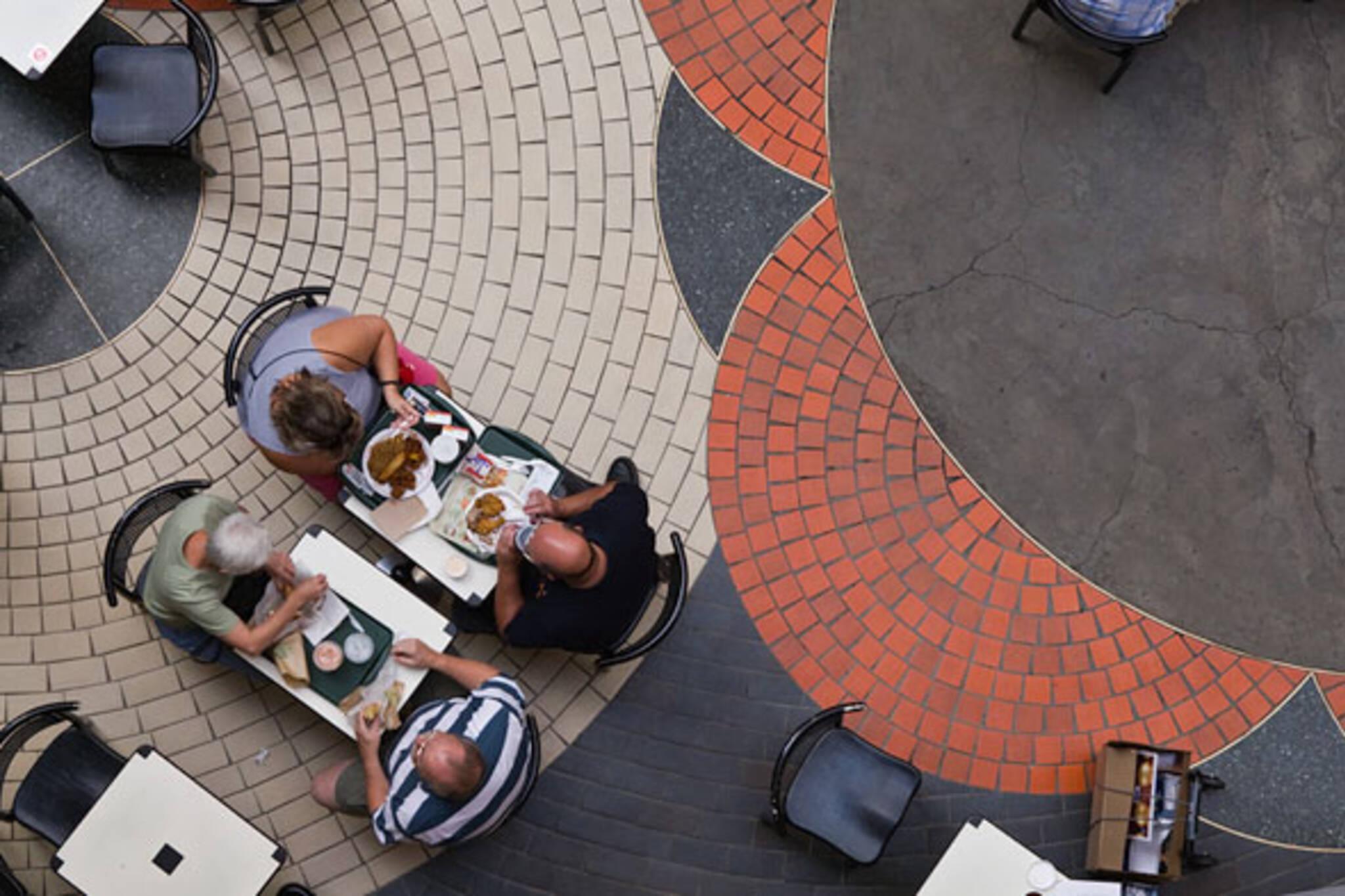 Eaton Centre Food Court