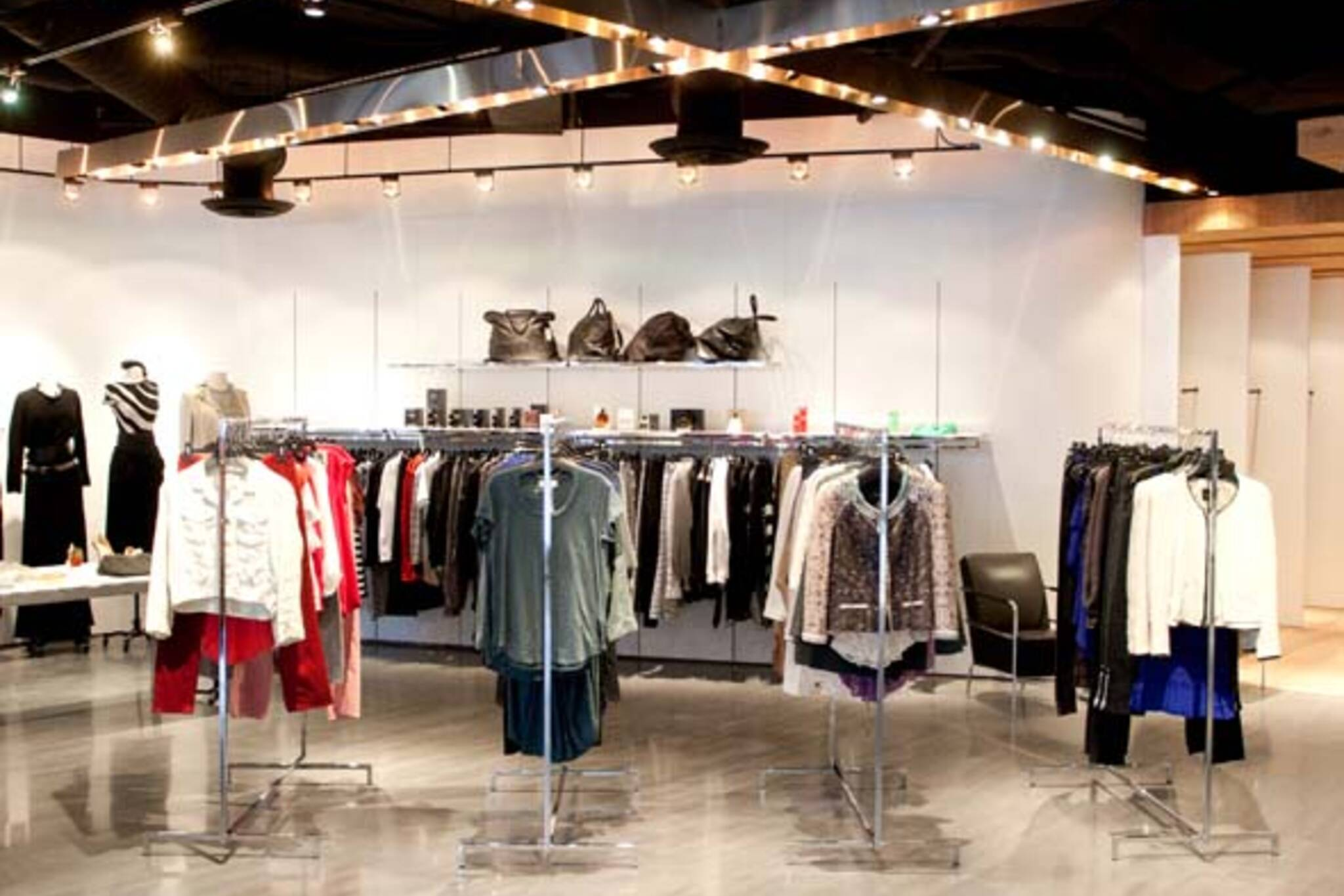 10 Places In Toronto To Find Clothes By Canadian Designers