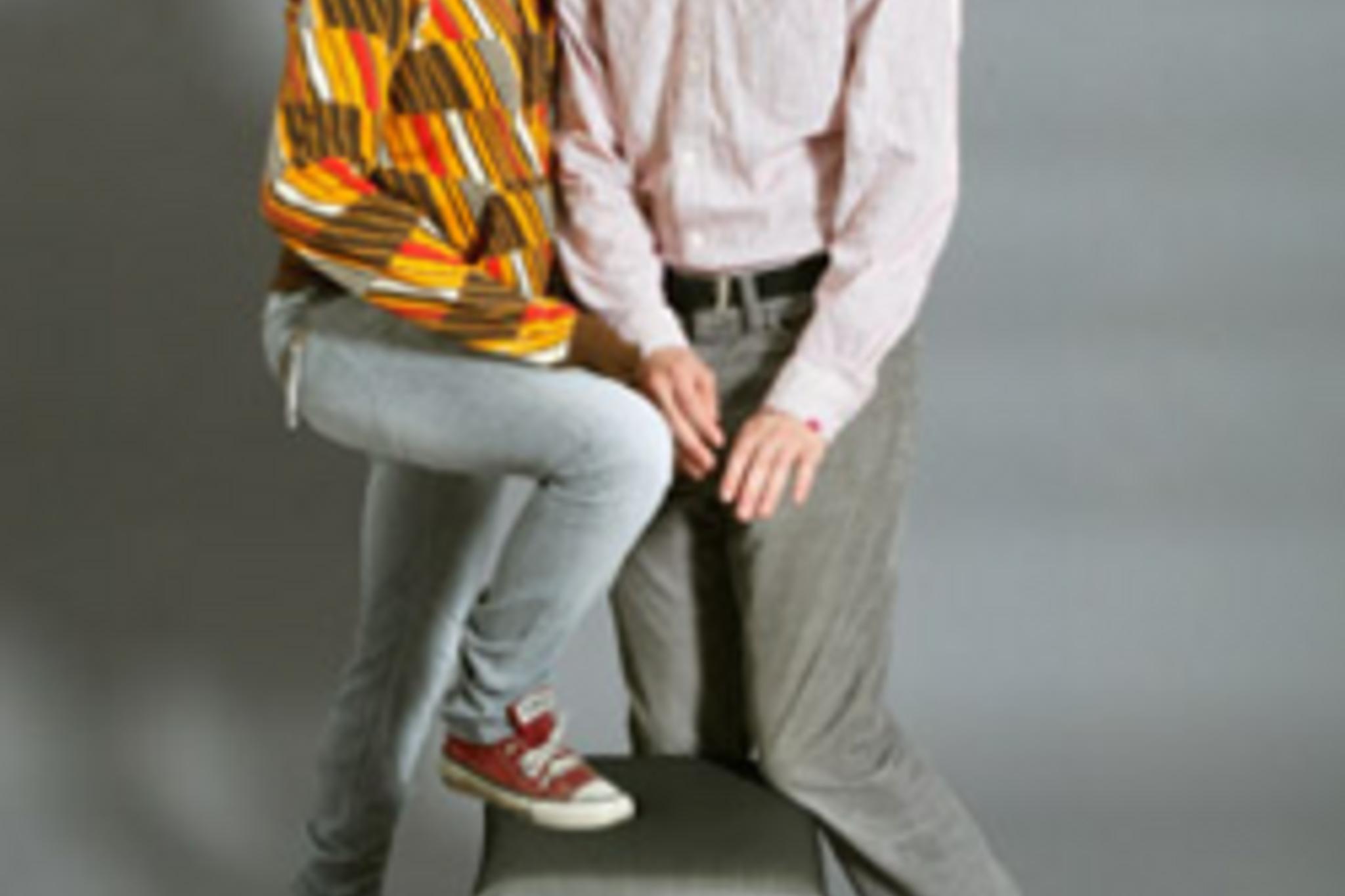 Michael Cera and Ellen Page in Juno