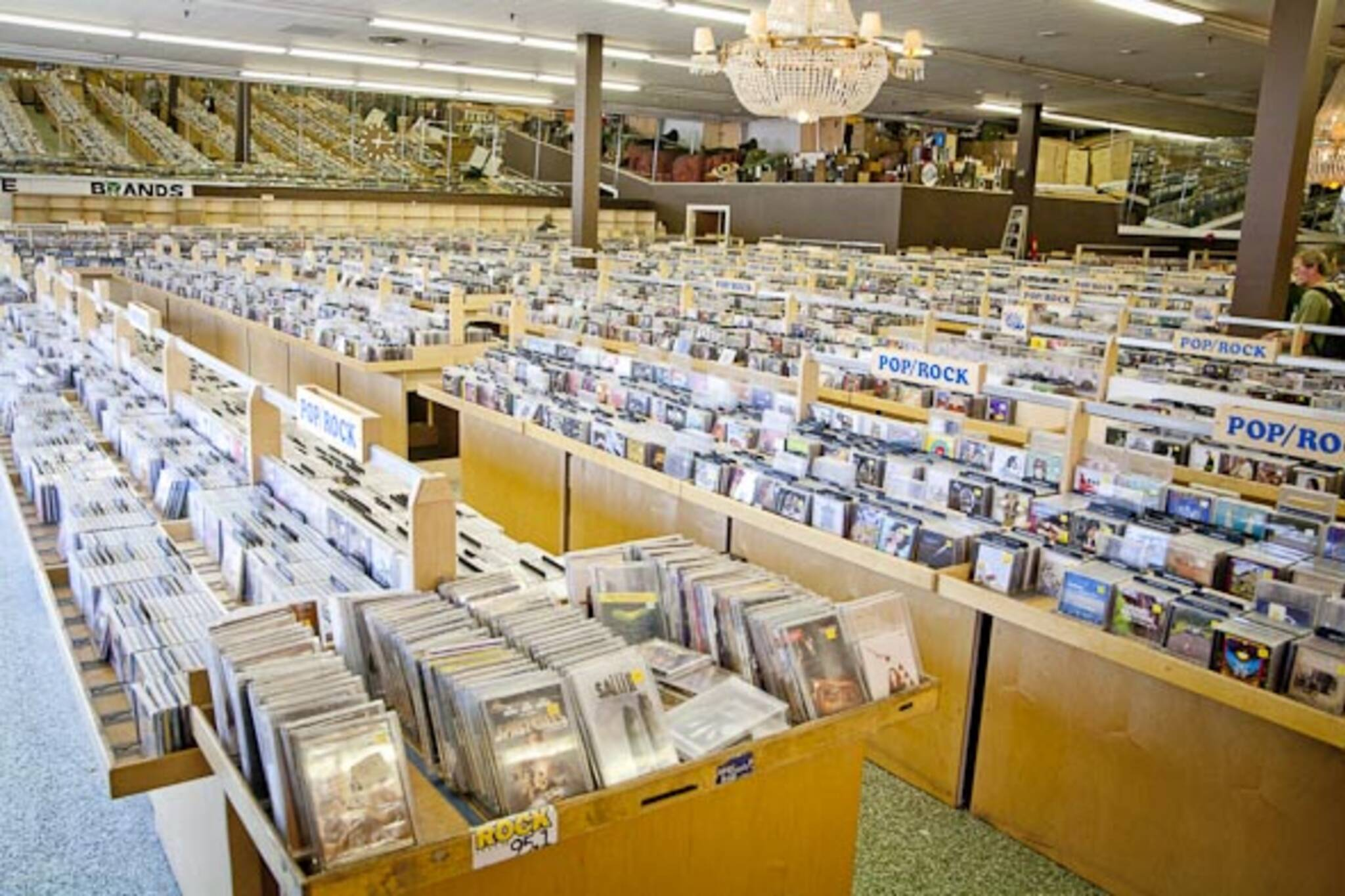 Used CD Stores Toronto