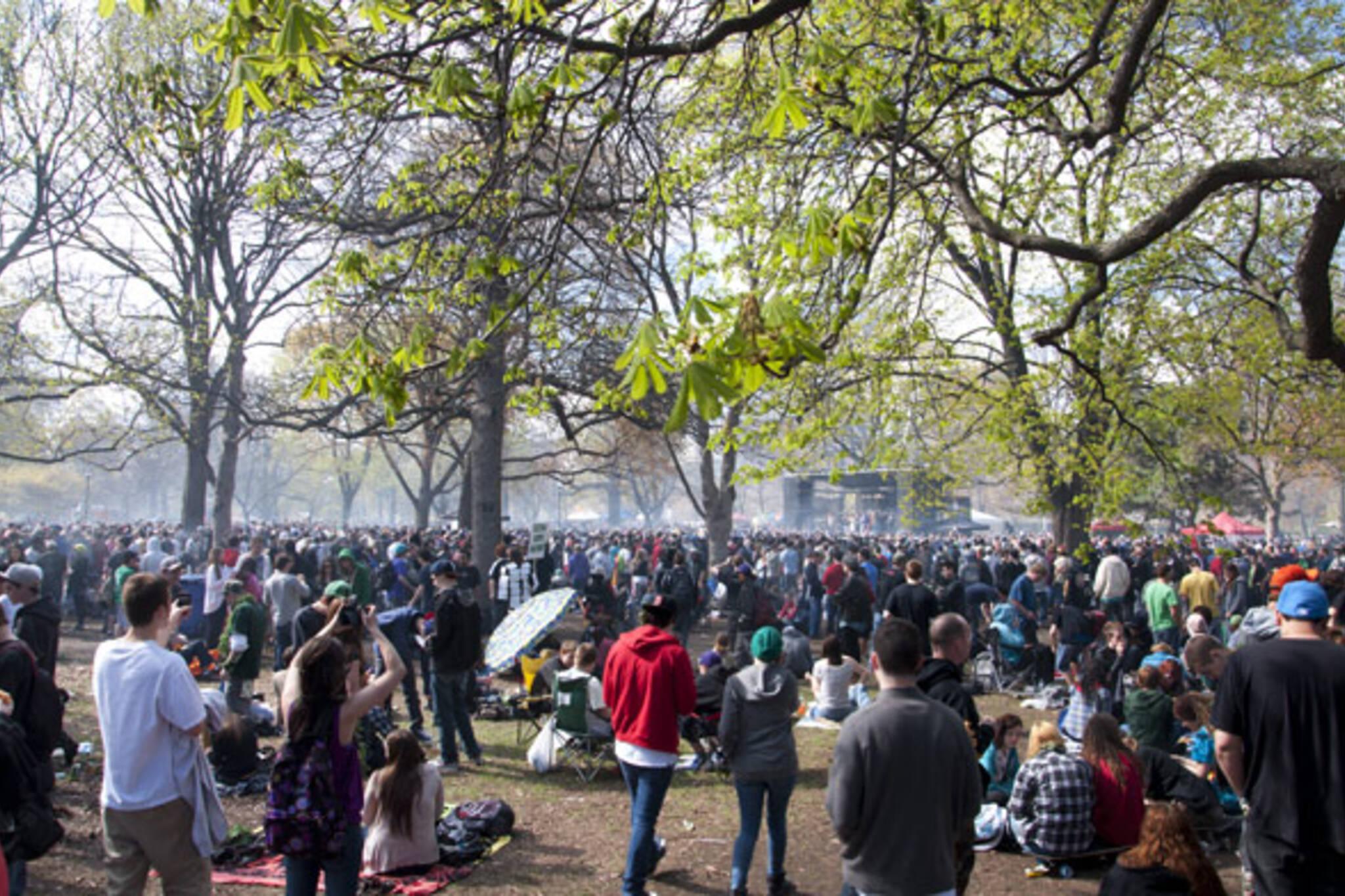 Freedom Festival Marijuana 2011