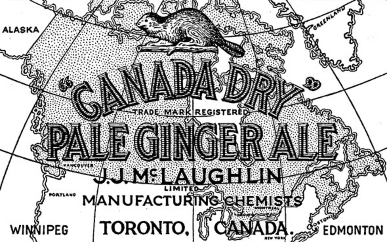 How Canada Dry Ginger Ale Was Invented In Toronto