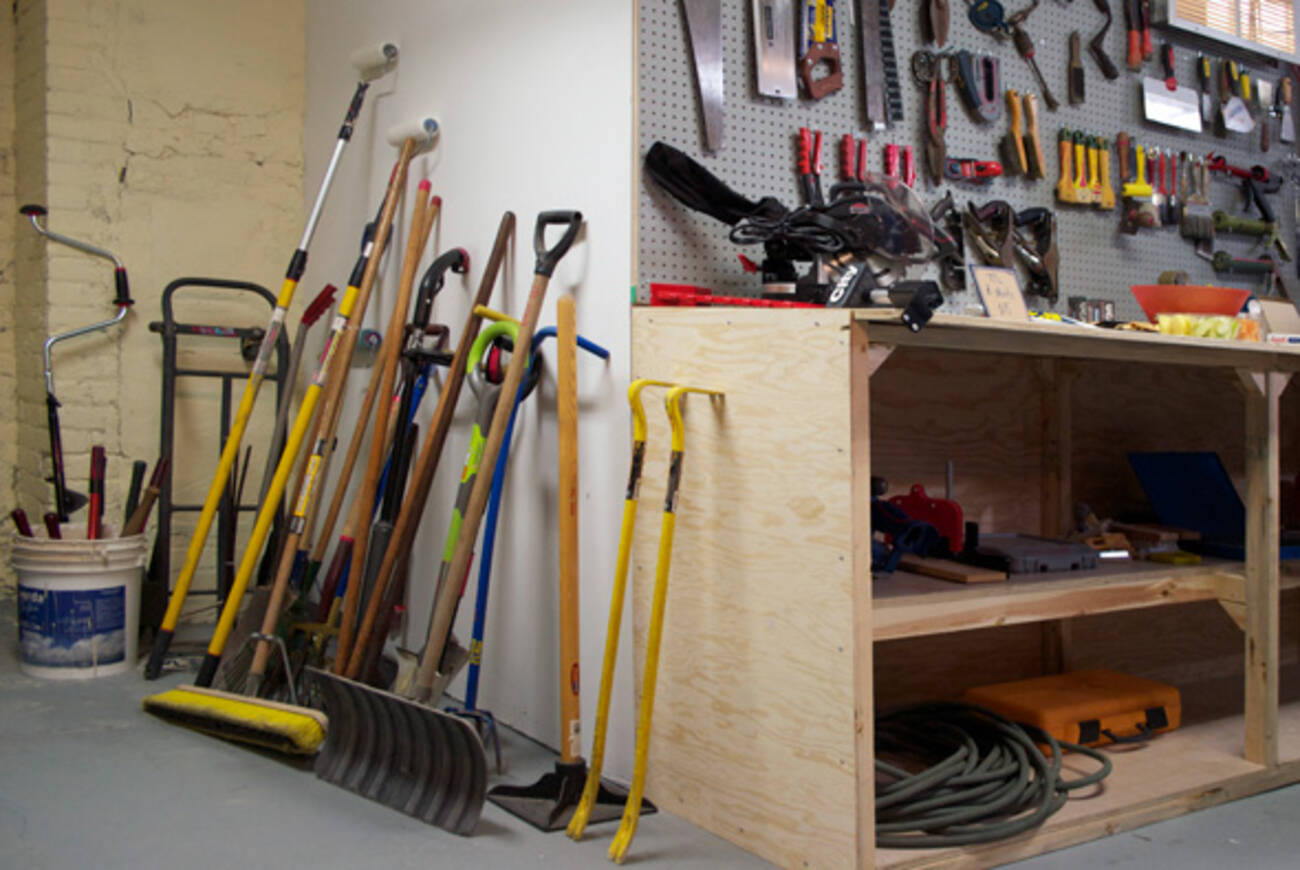 Soon You Can Borrow Tools From The Toronto Public Library