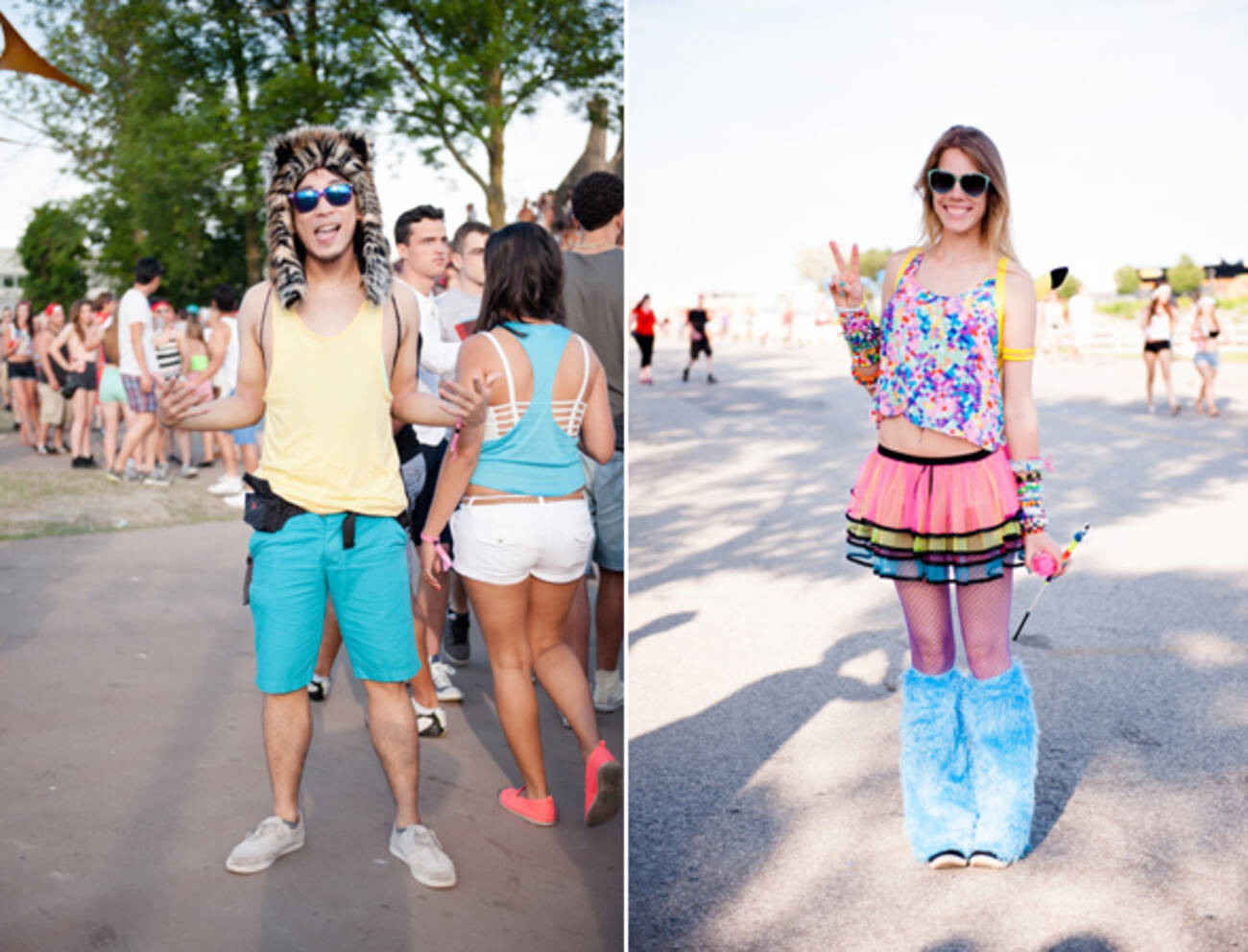 Street Style 20 Looks From Digital Dreams Music Fest