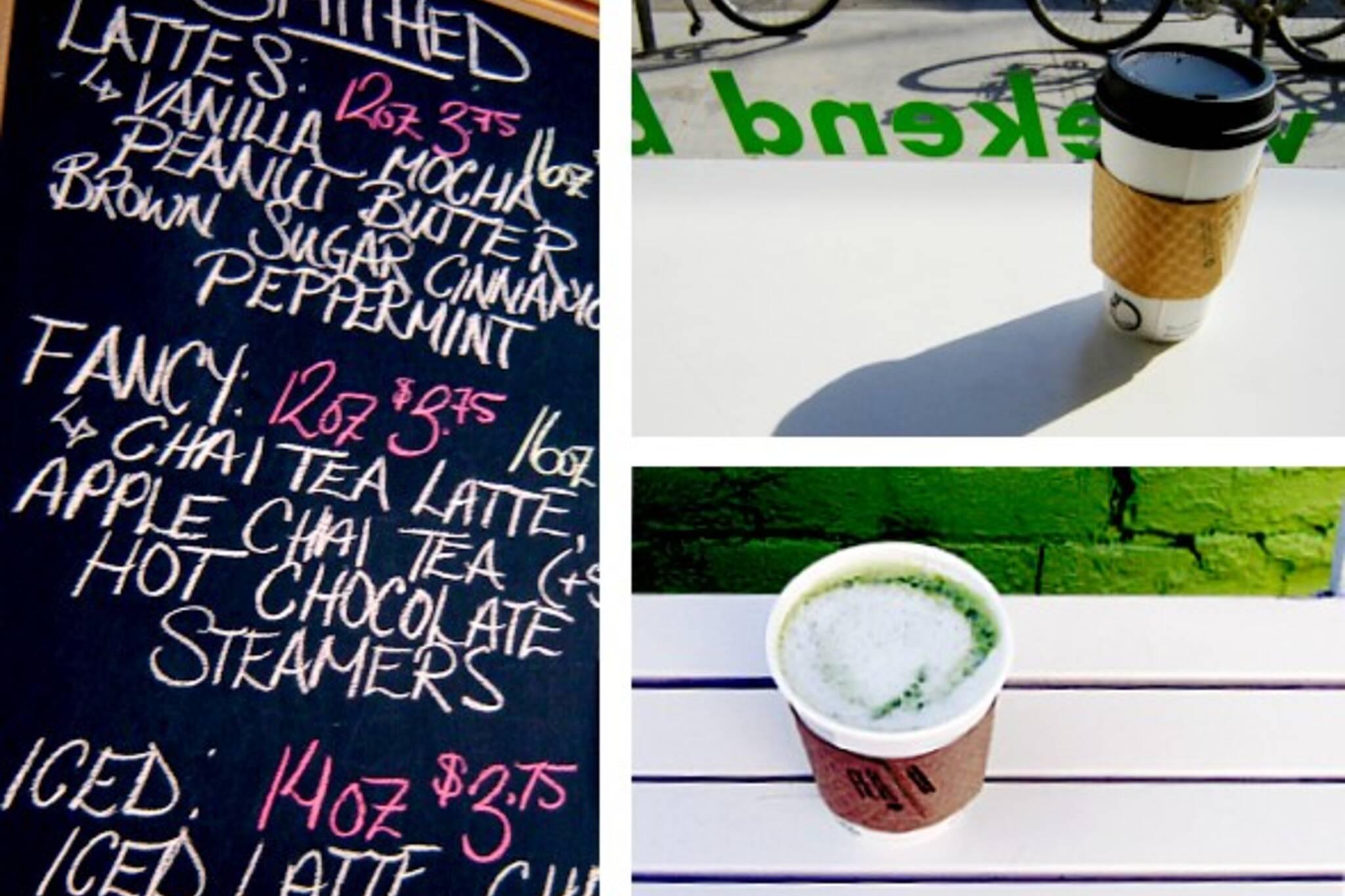 10 Hot Drinks Toronto
