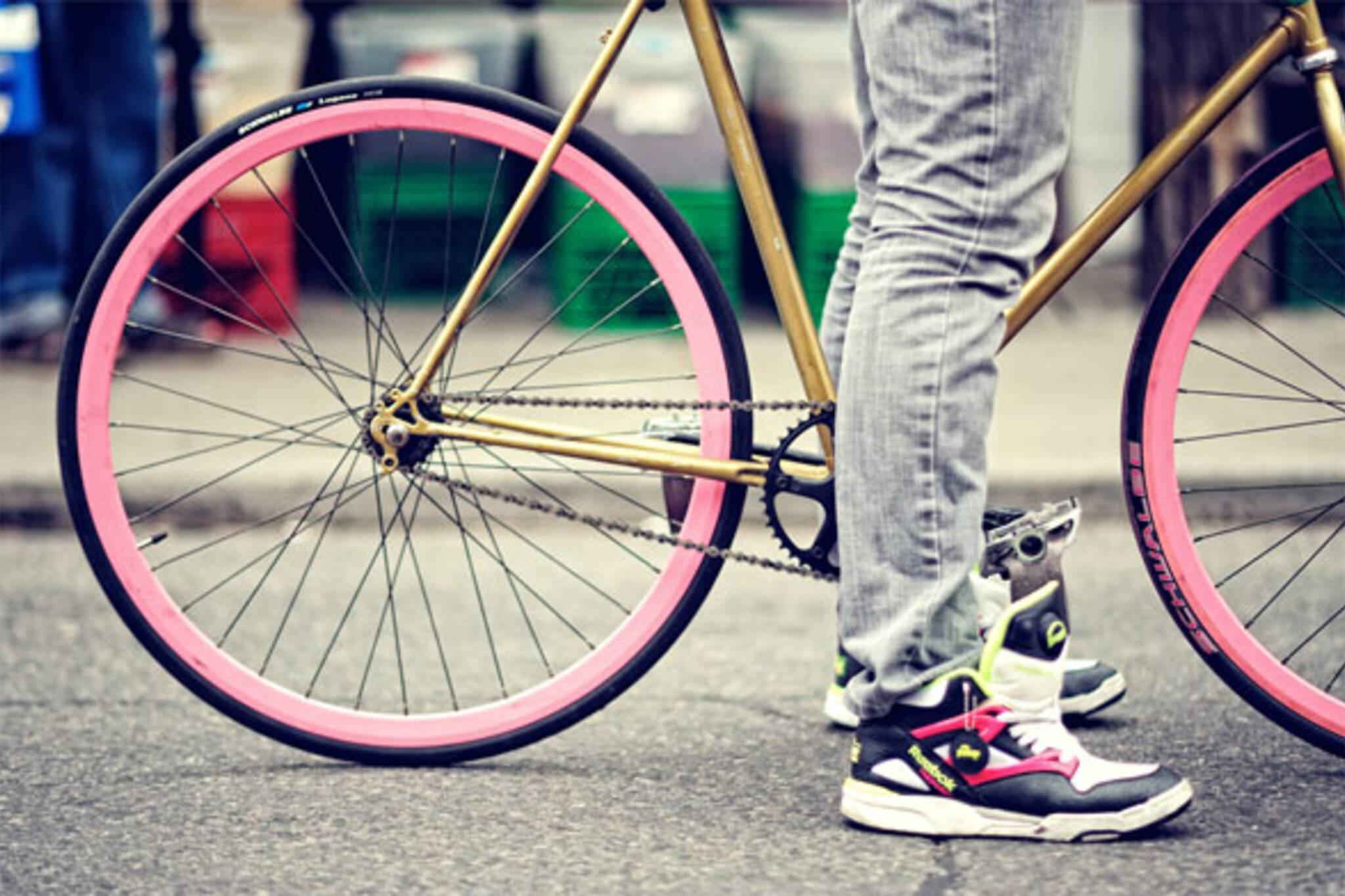cyclist toronto