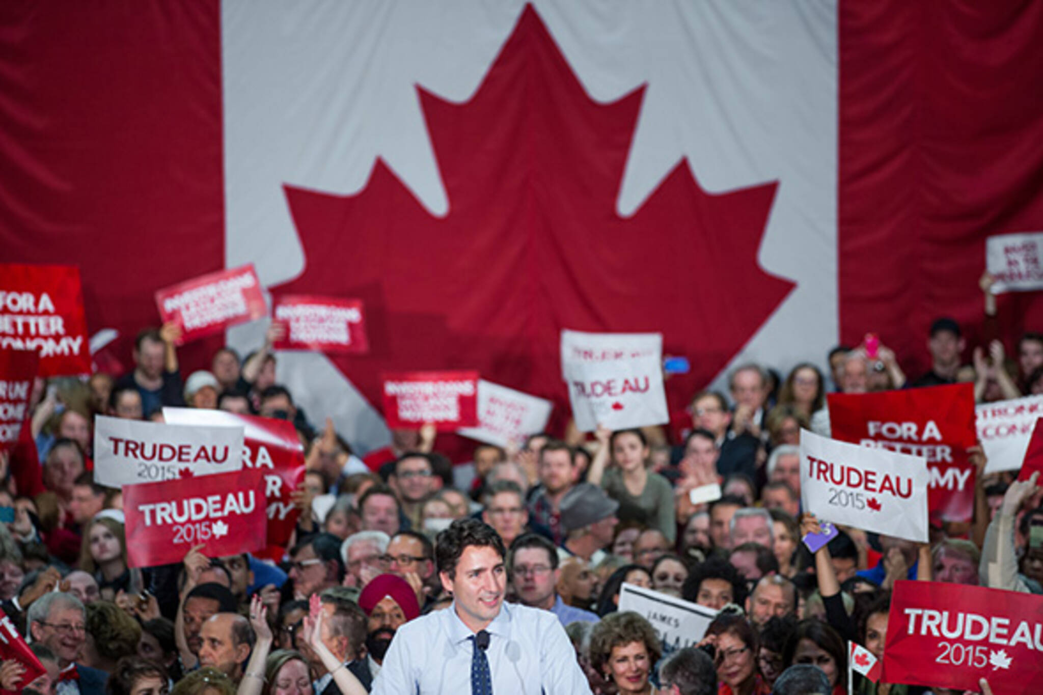 Liberals win federal election
