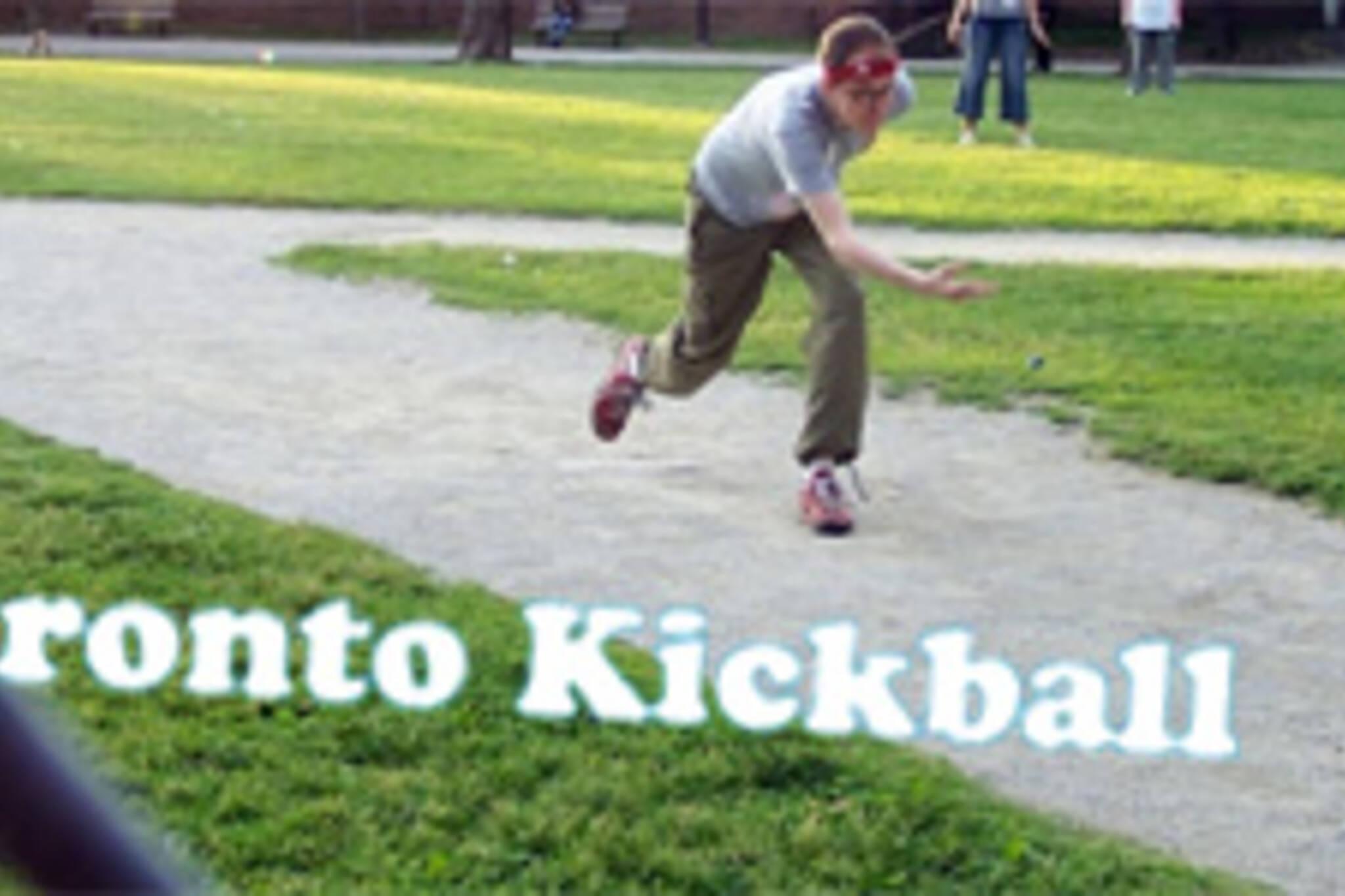 Toronto Kickball