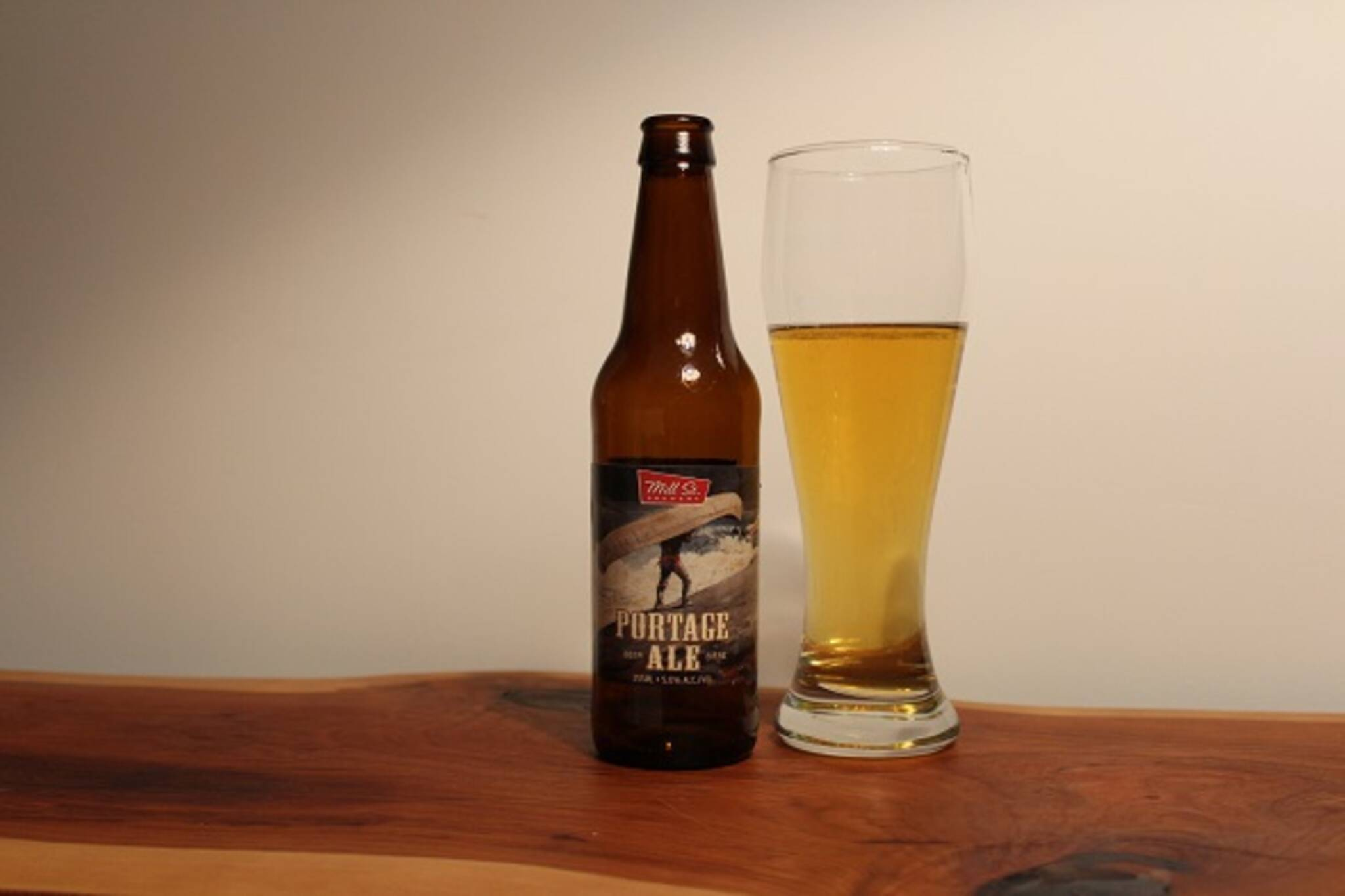 Mill Street Portage Ale