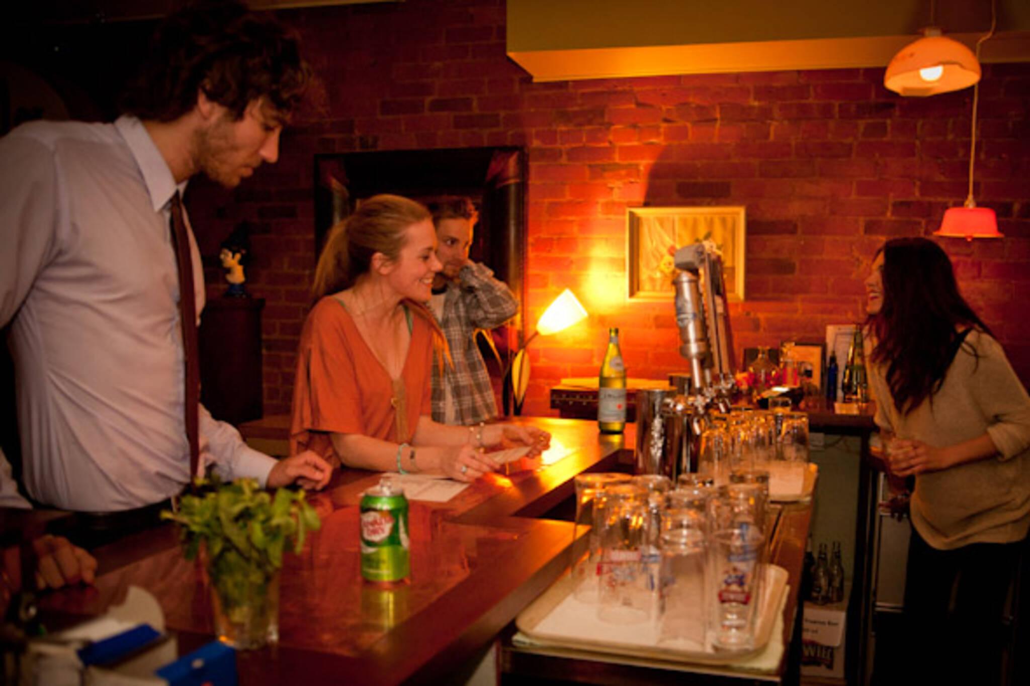 Marcy Bar Toronto