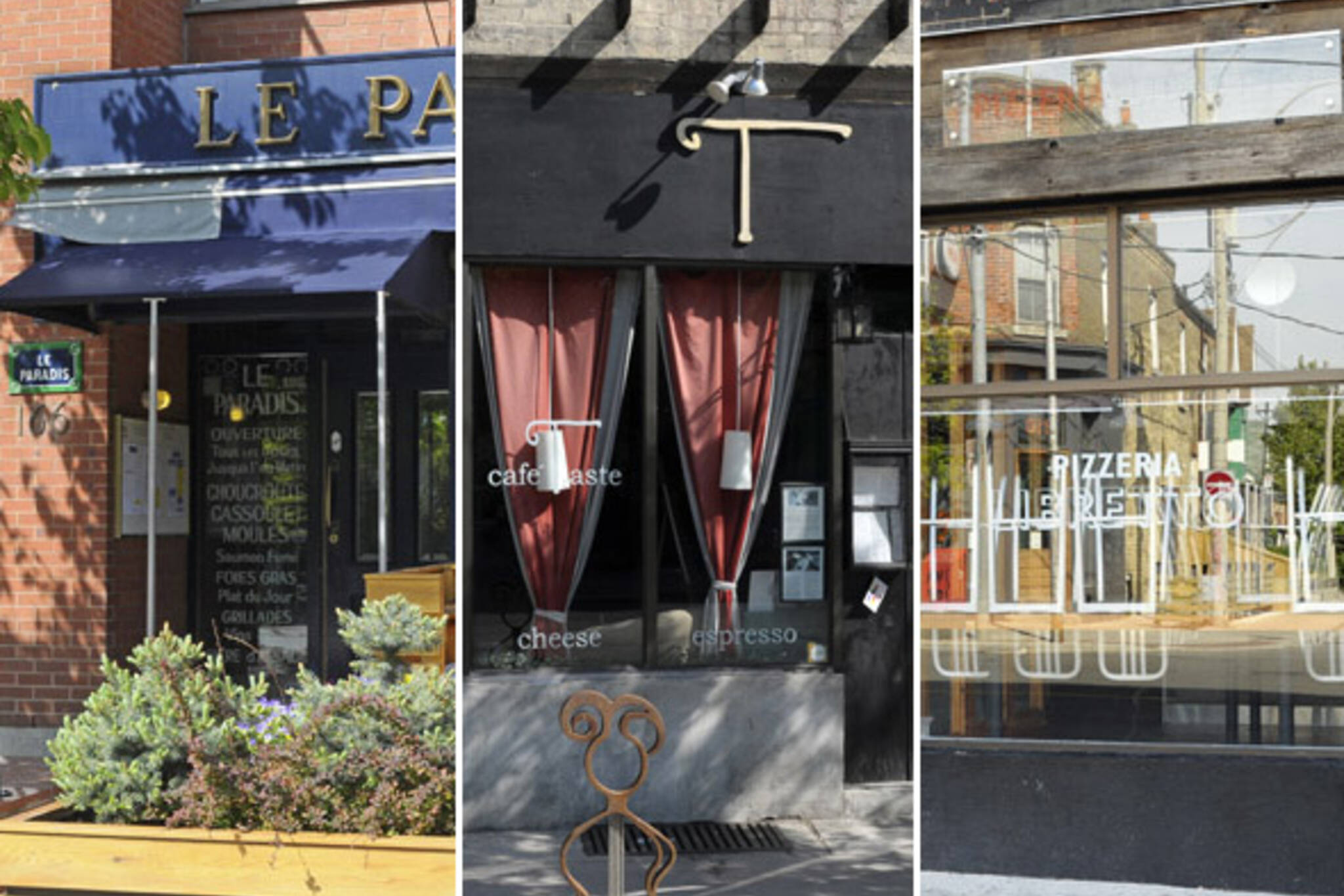 Toronto Affordable Wine Lists
