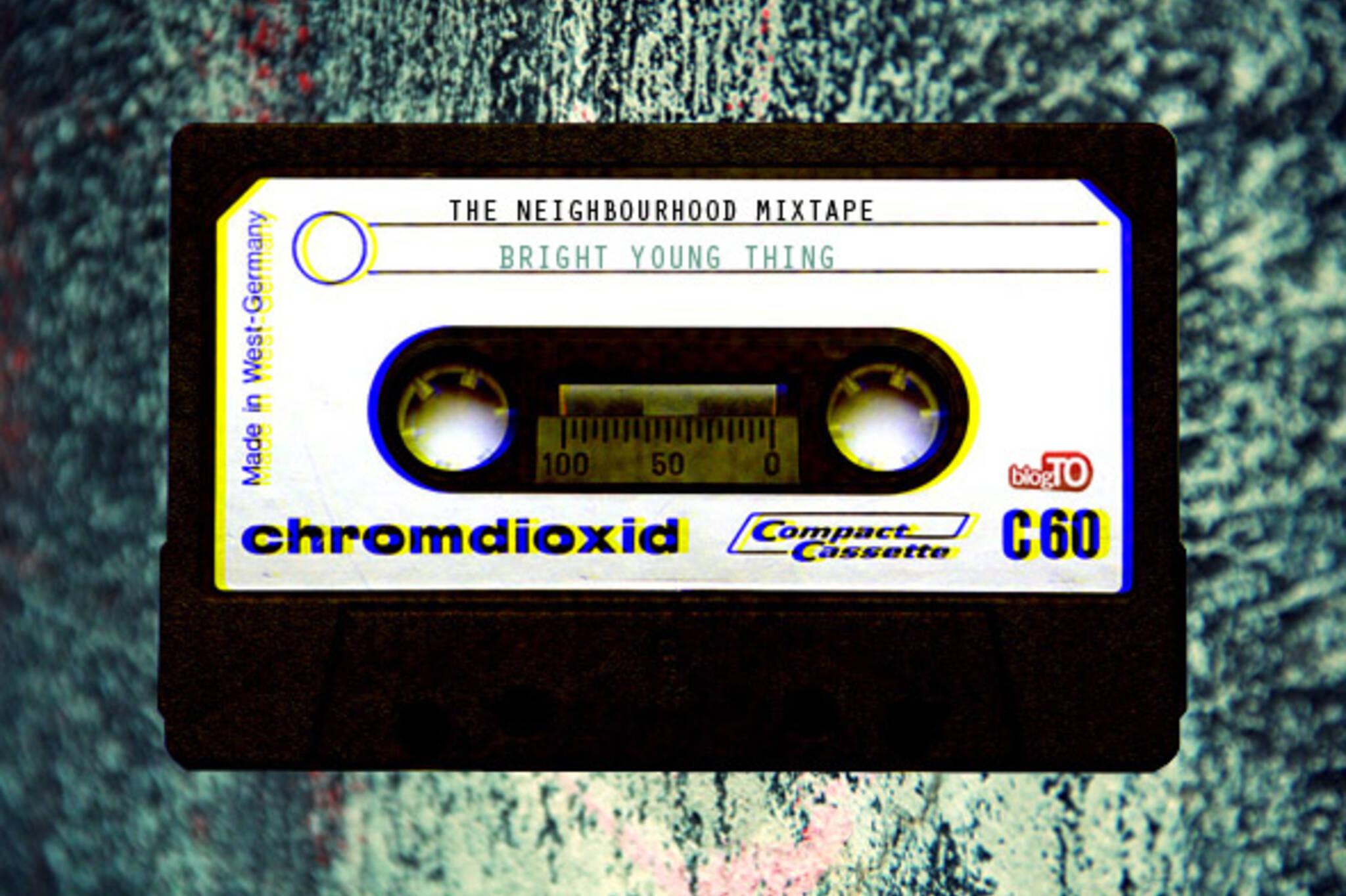 Neighbourhood Mixtape Toronto