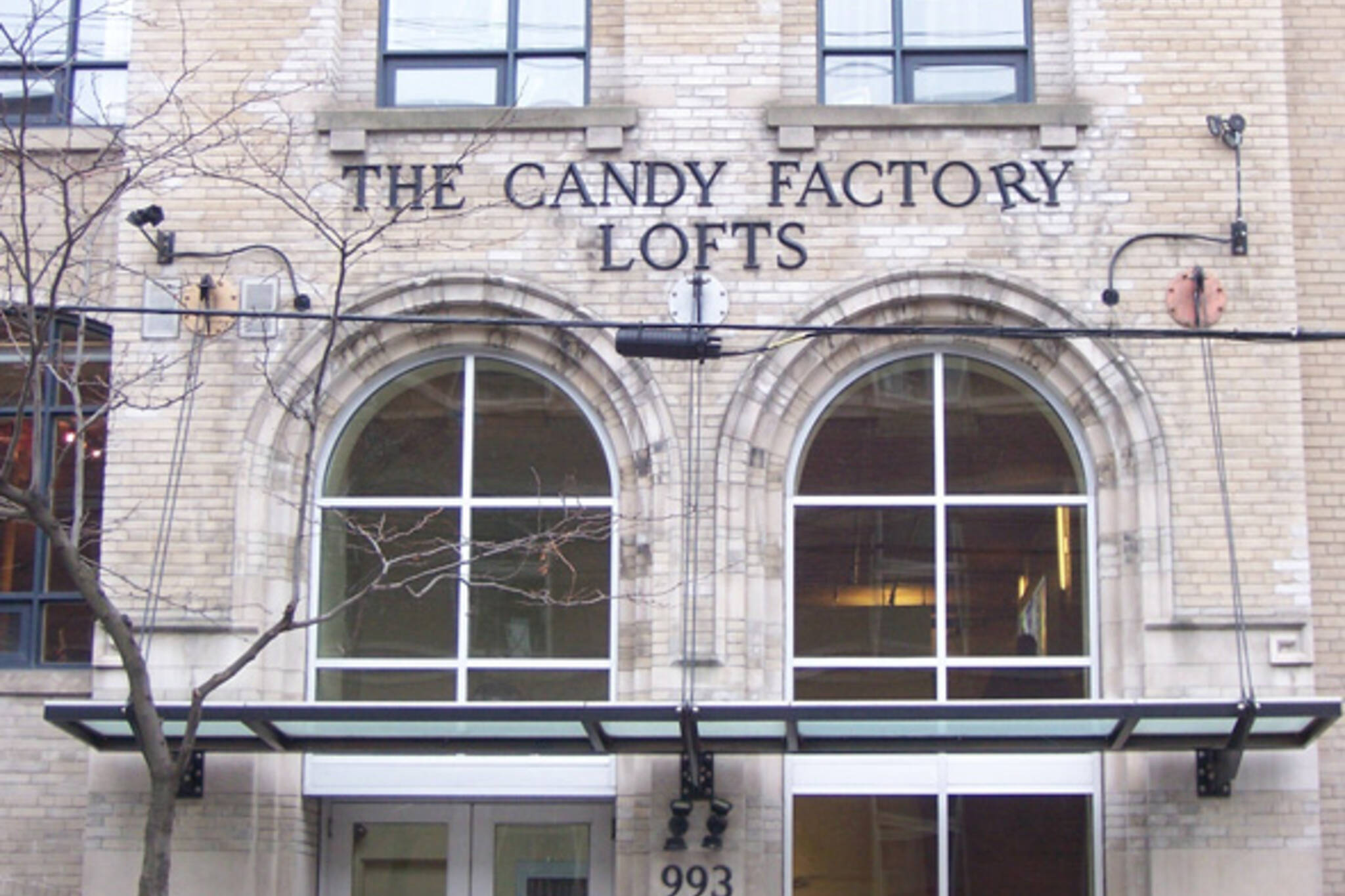Candy Factory on Queen West
