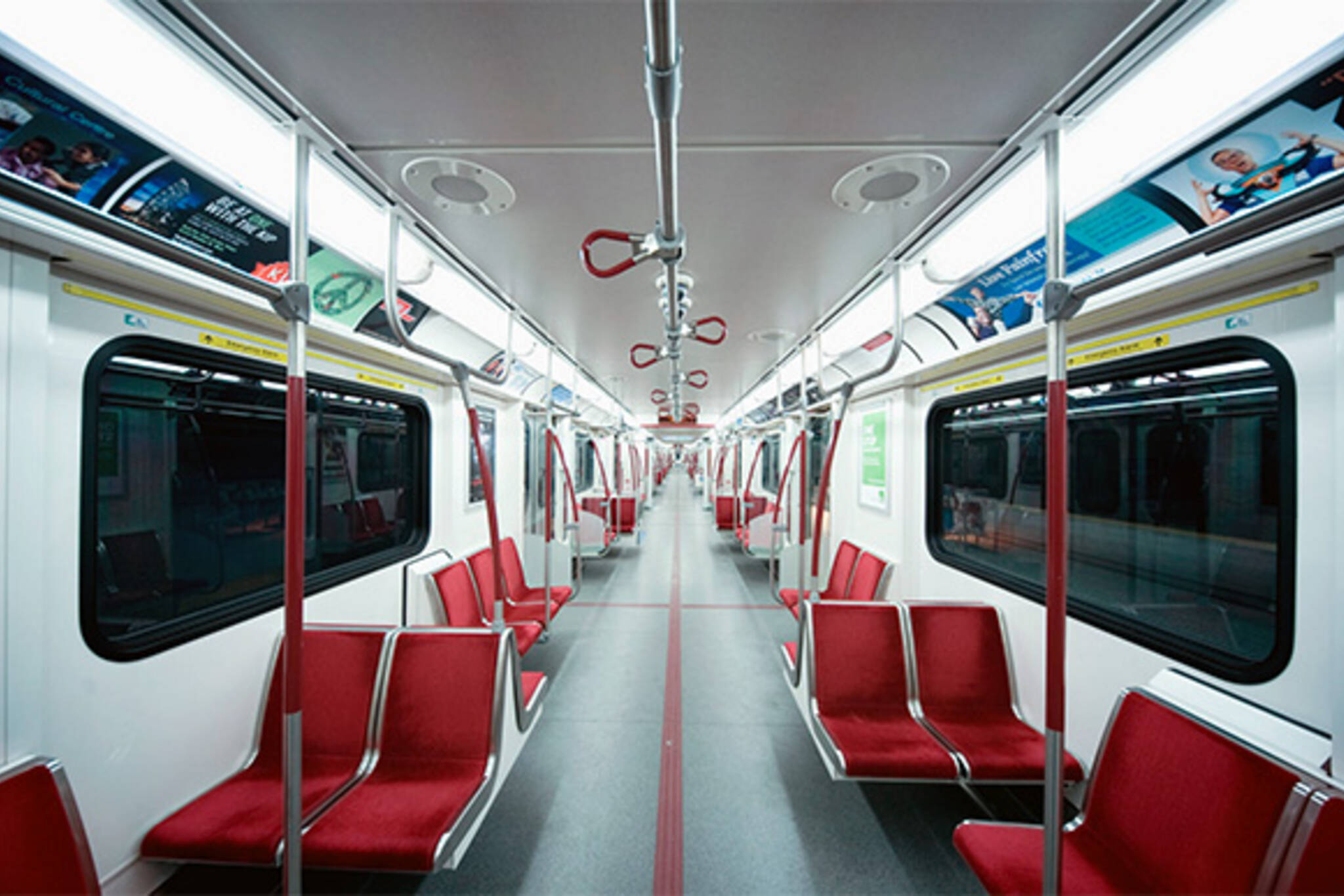 toronto rocket subway