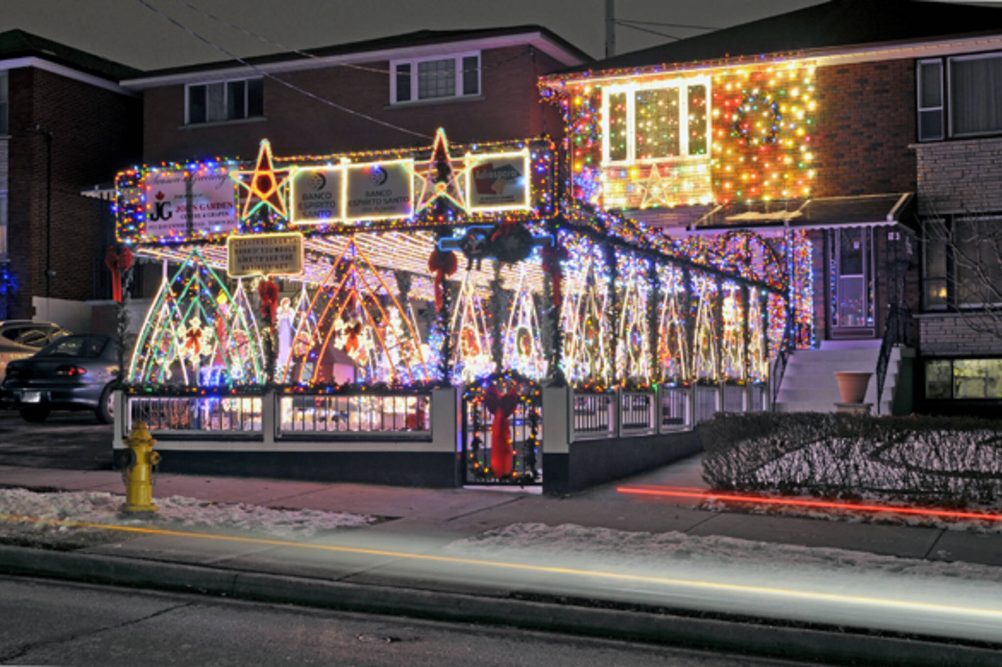 Best Toronto Christmas lights