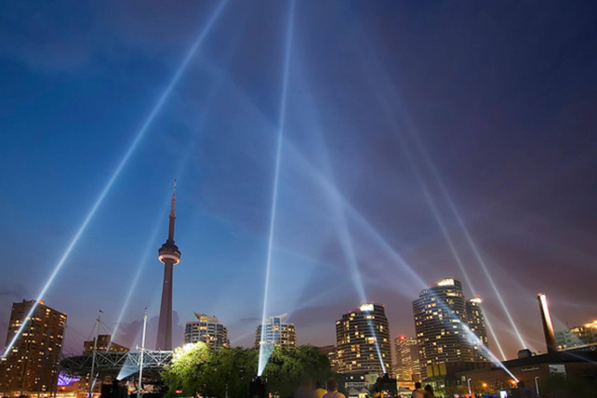 Cultural Sector Maps Toronto
