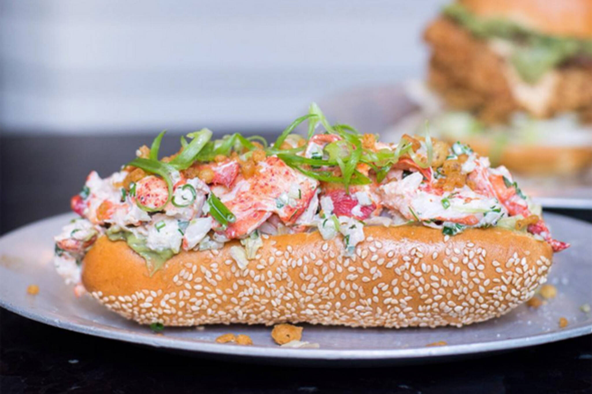 lobster roll toronto