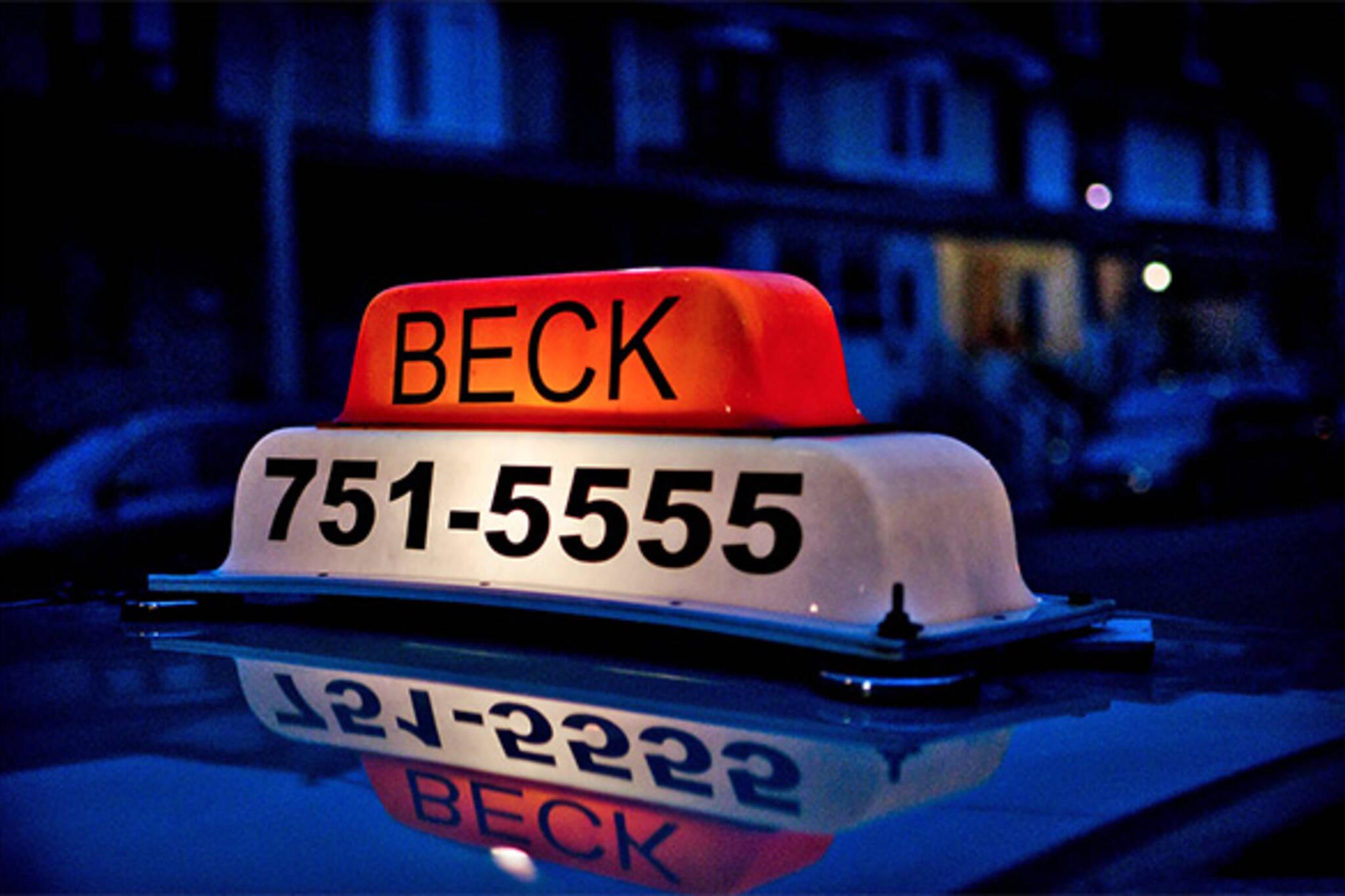 toronto taxi cab fares