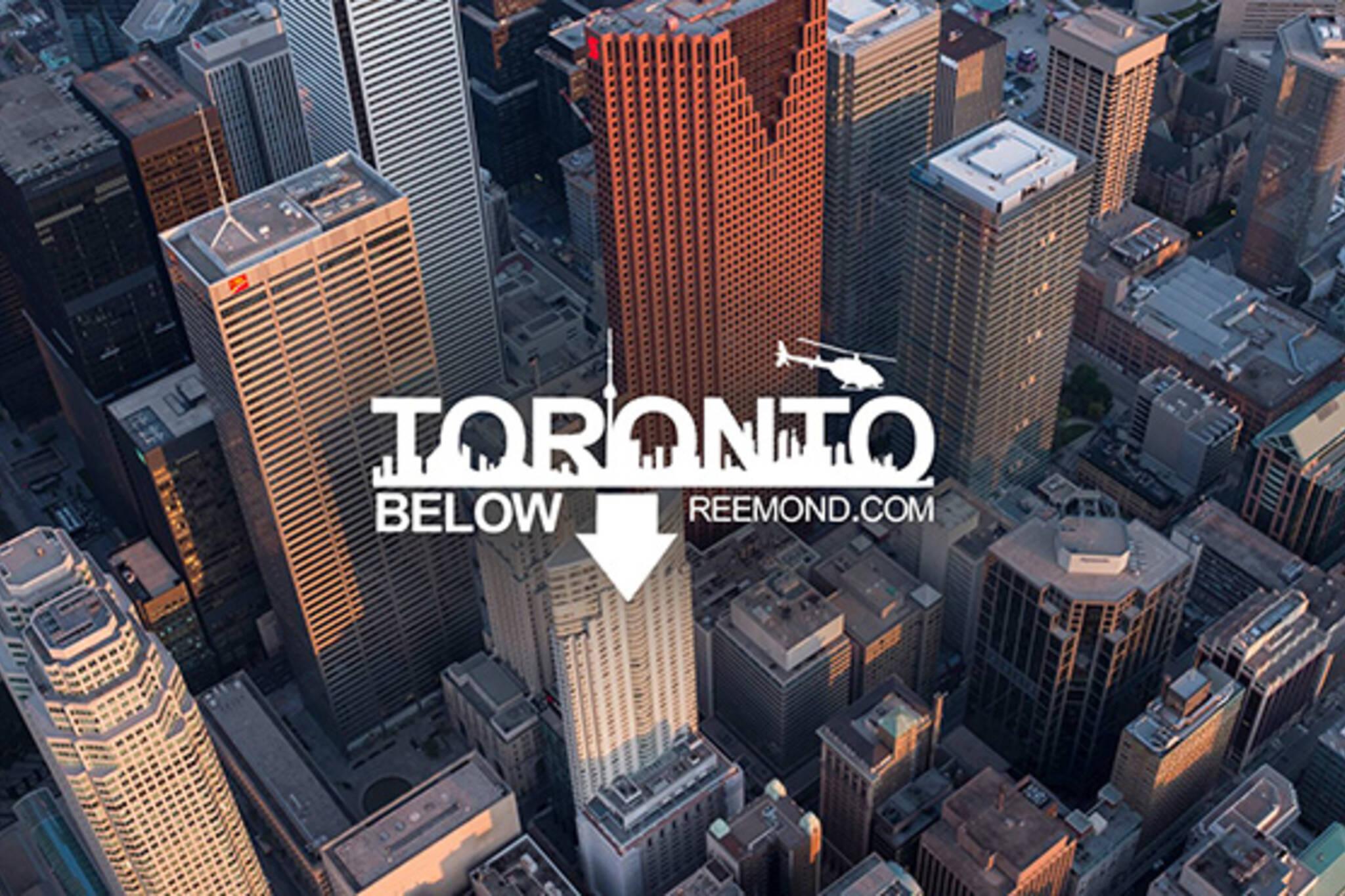 Toronto below video