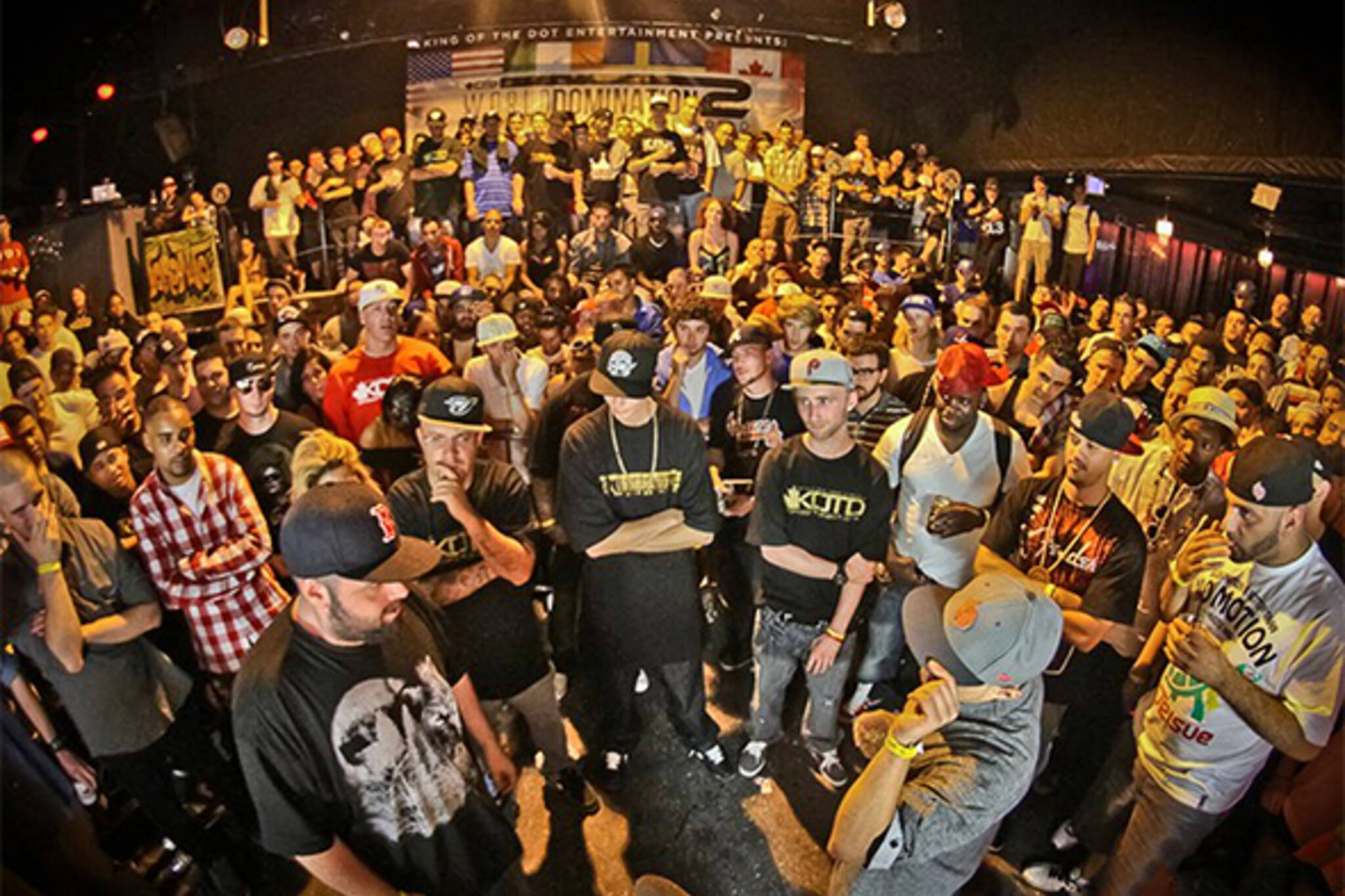 rap battles toronto