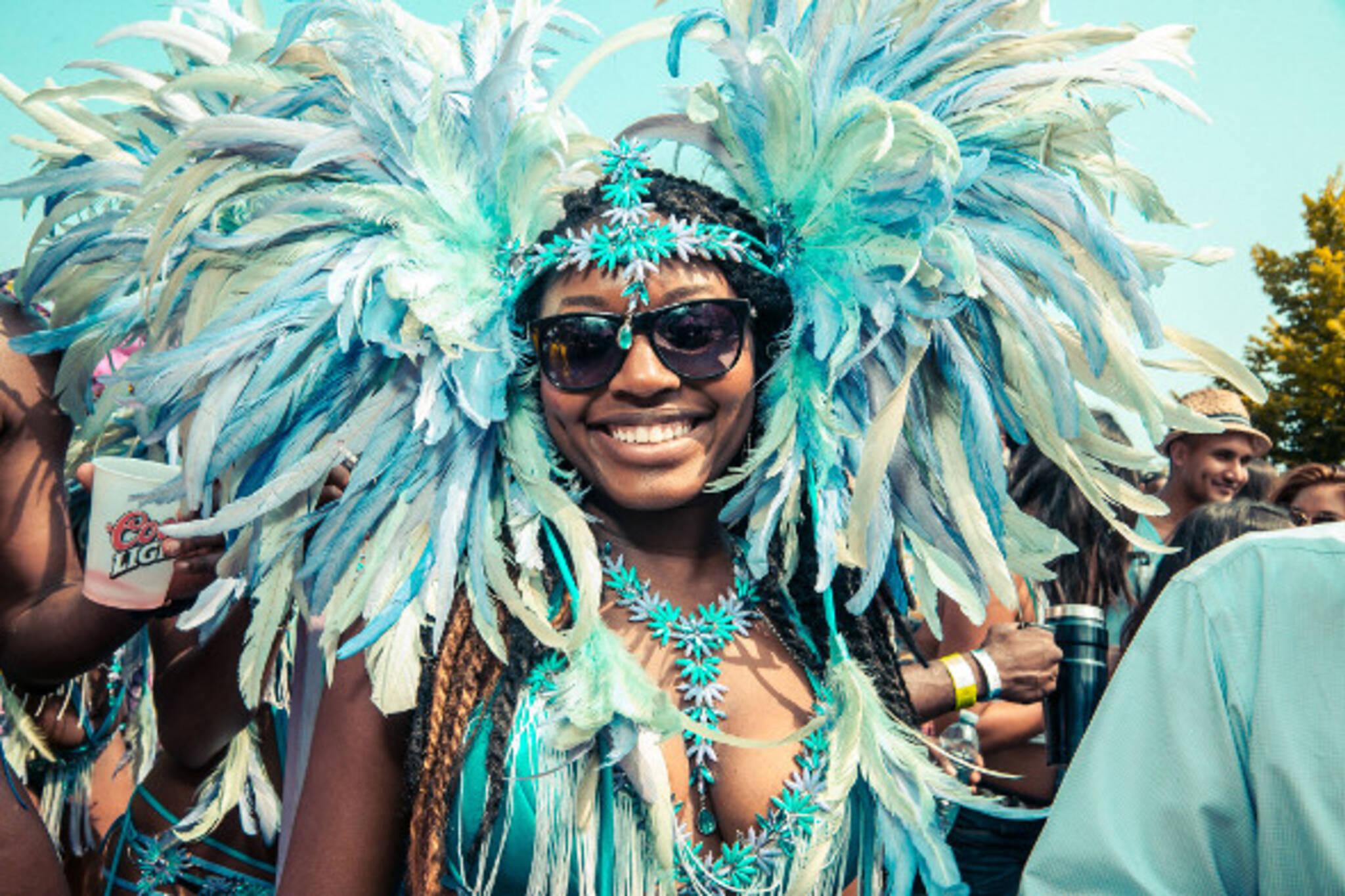 40 bright and beautiful photos from Caribana