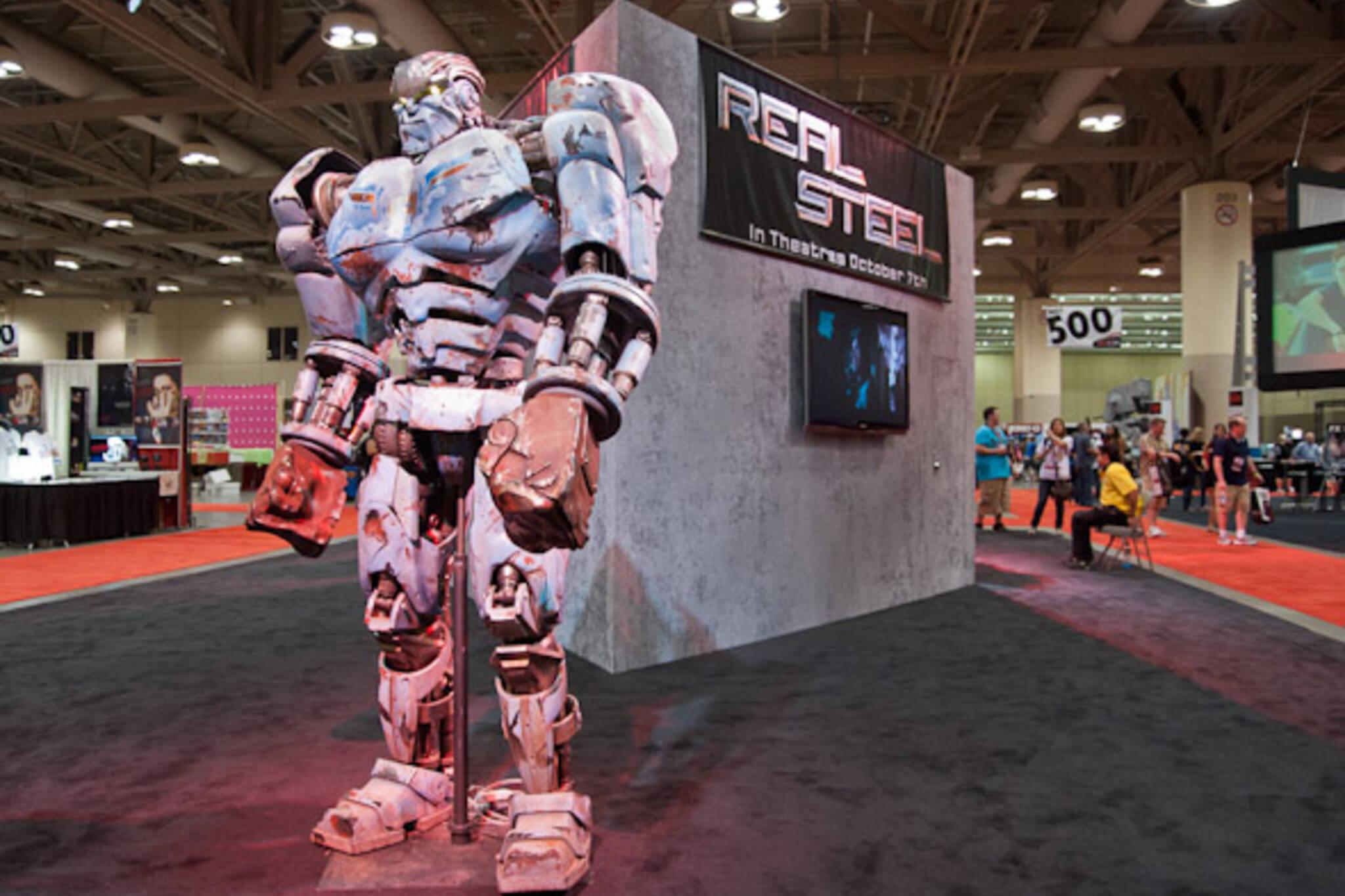 Fan Expo Toronto 2011