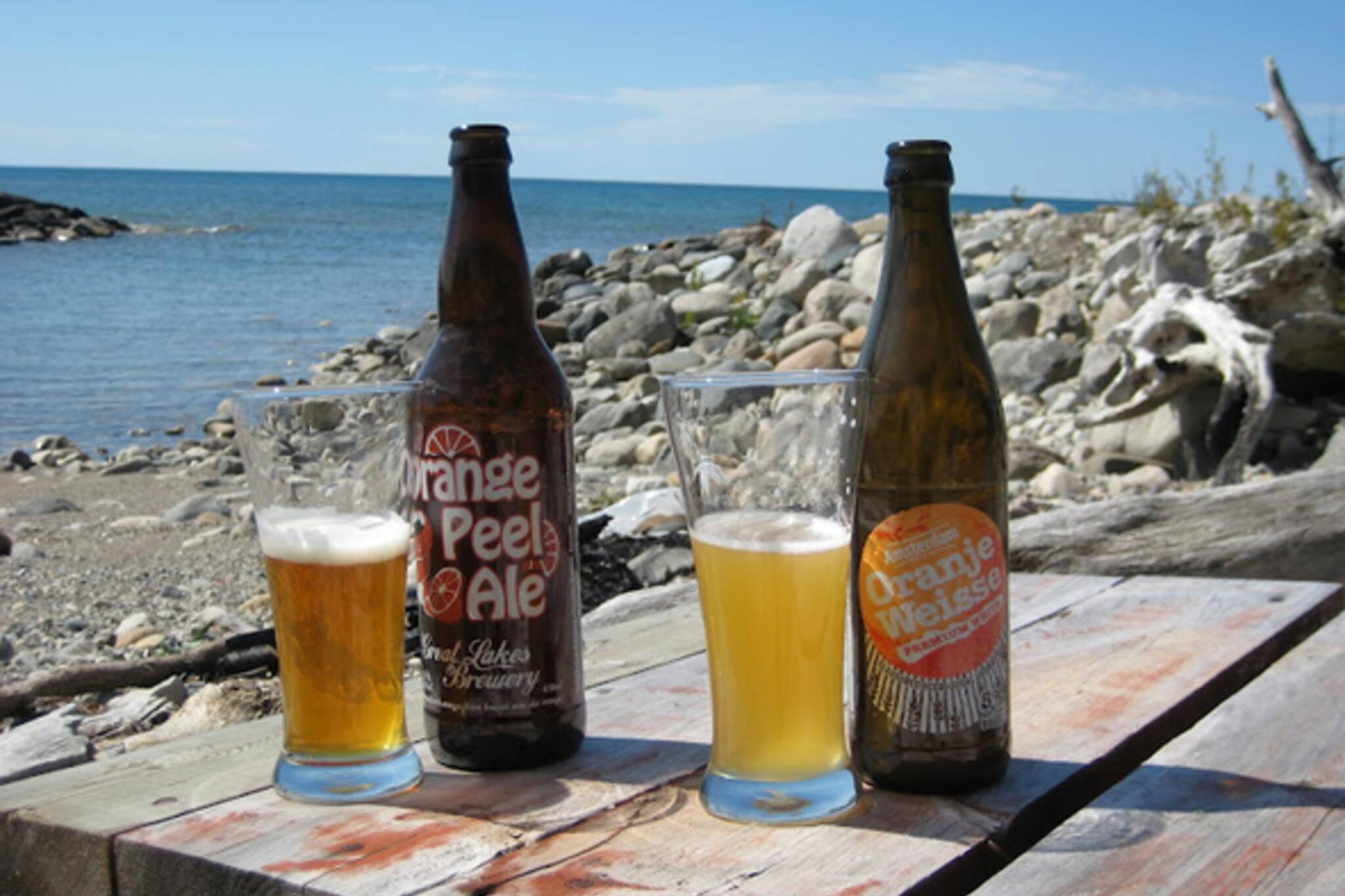 Orange Beers Toronto