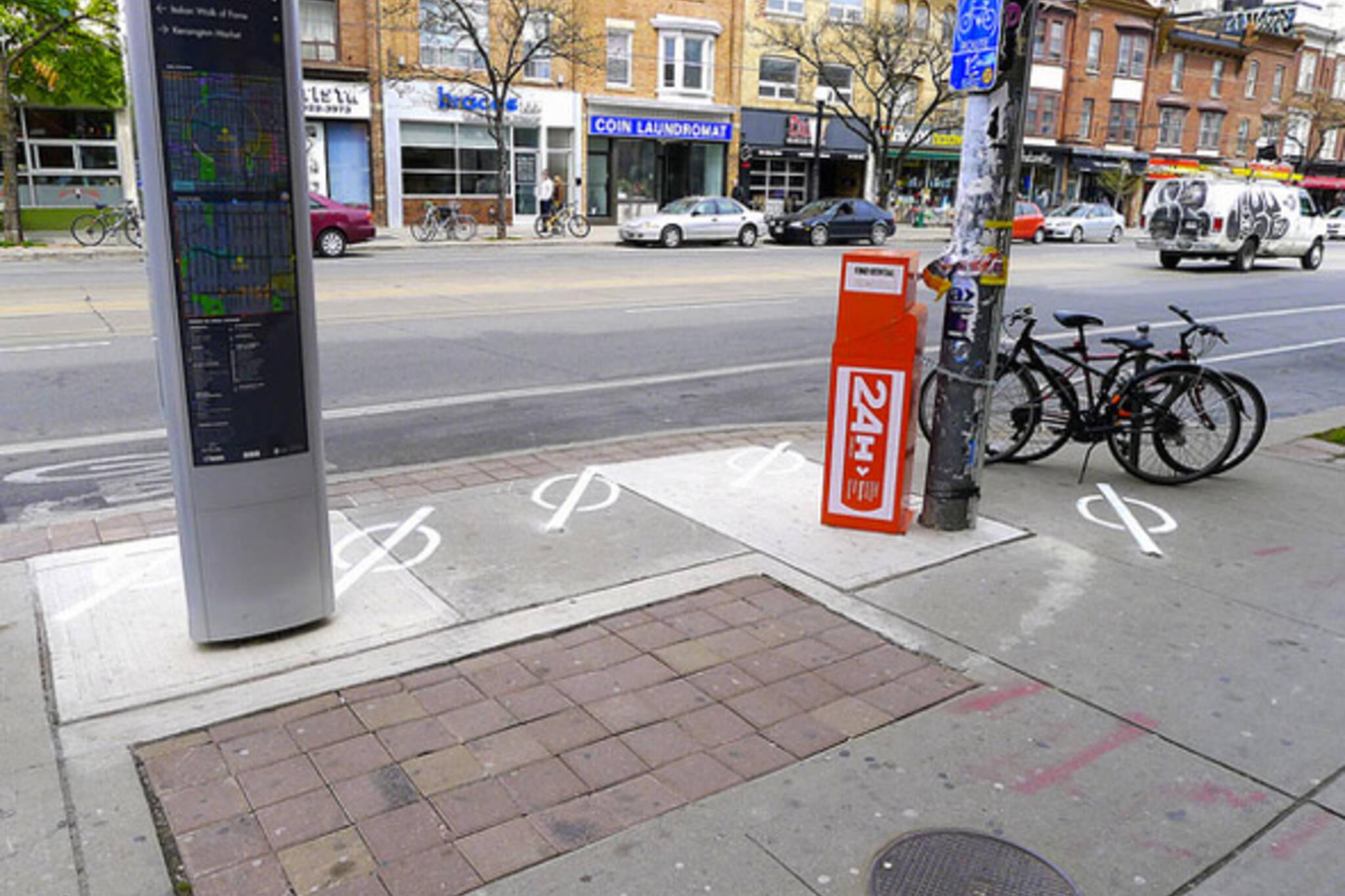 Bike Parking Toronto