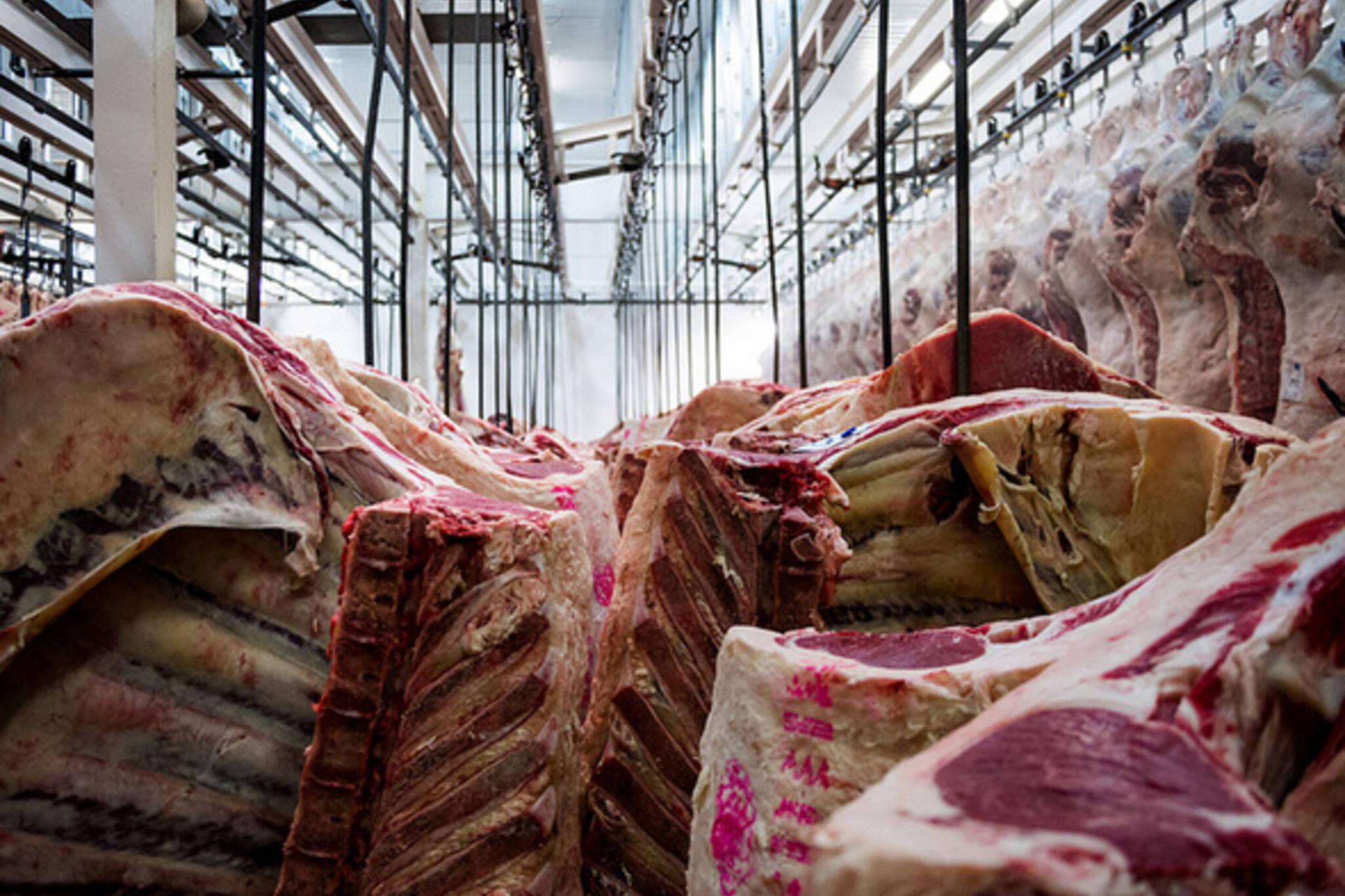 Meat locker toronto