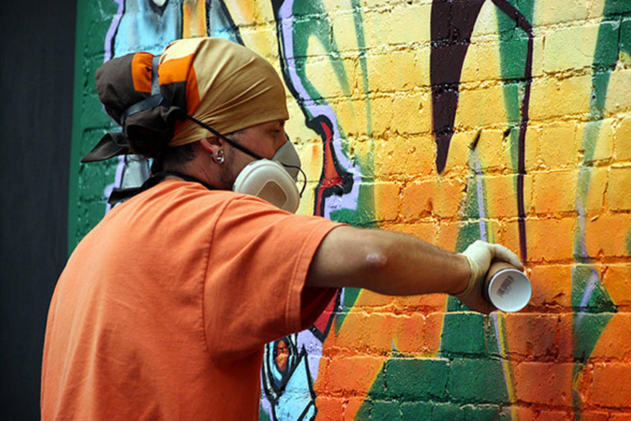 Toronto graffiti artists crackdown