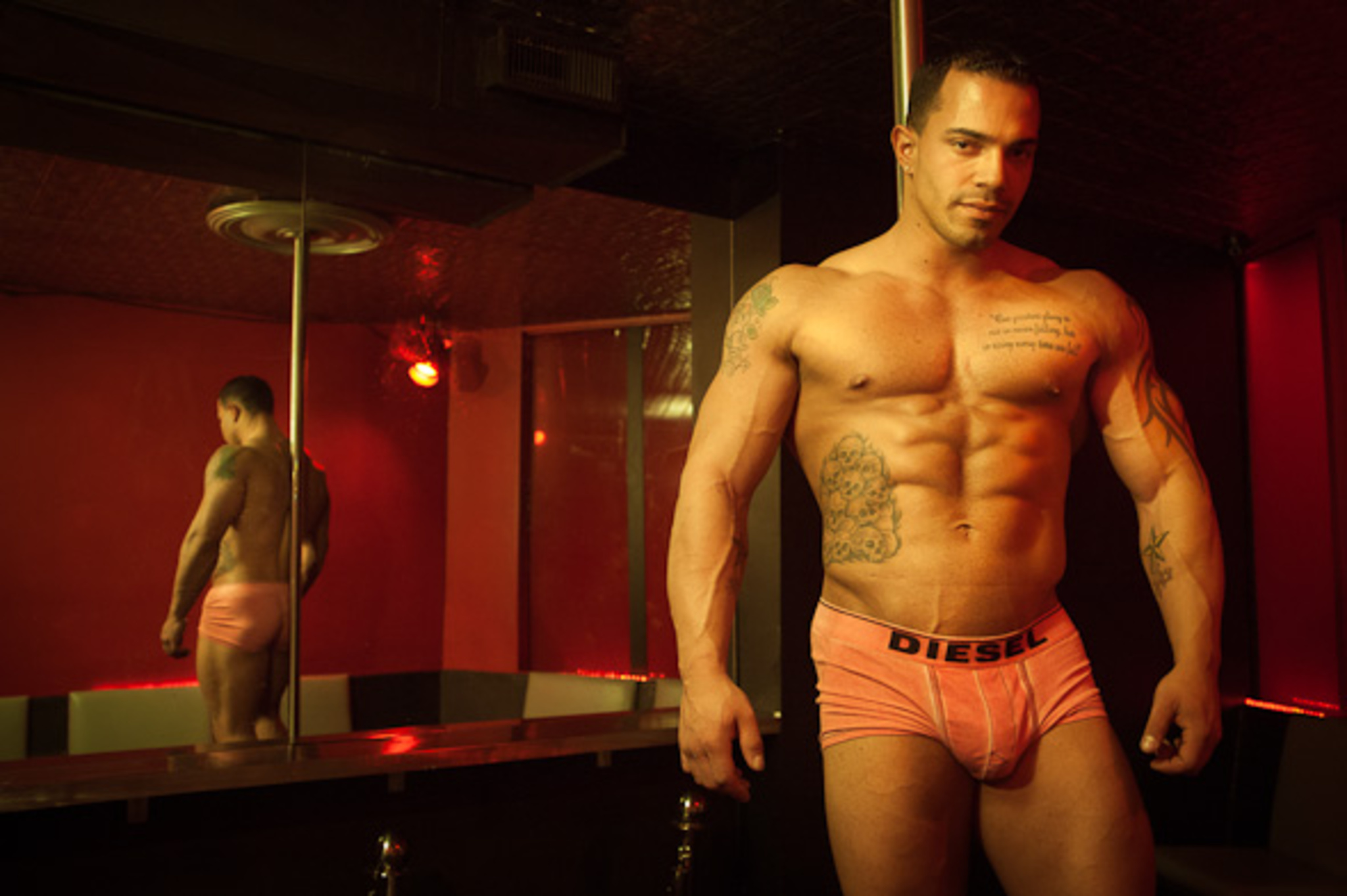 Confessions Of A Male Stripper In Toronto
